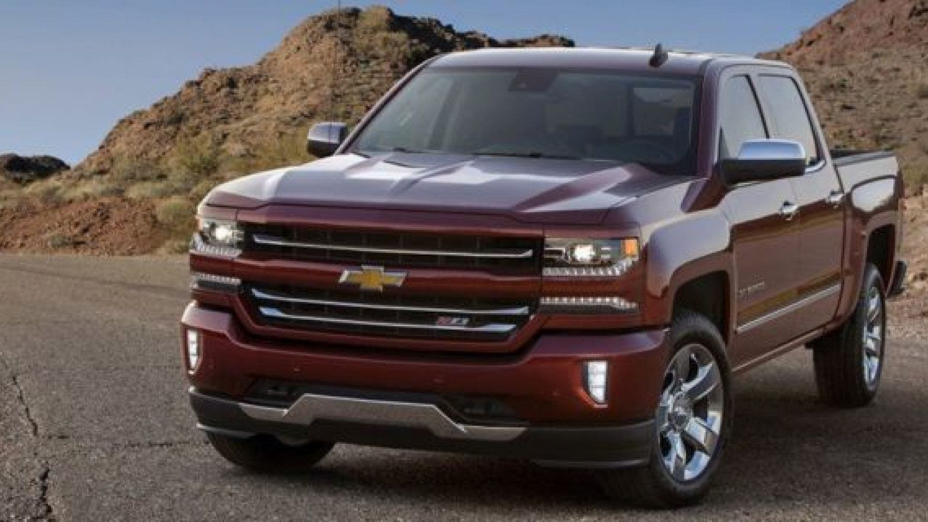 The 2016Chevrolet Silverado is one of the vehicles being investigated.