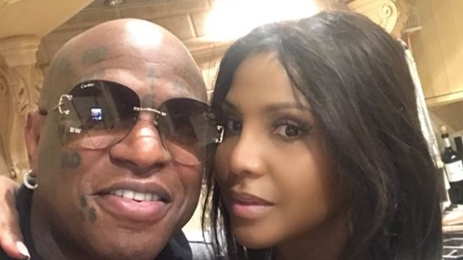 Toni Braxton lost her engagement ring after a recent Delta flight. The singer and Birdman confirmed their engagement earlier this year.