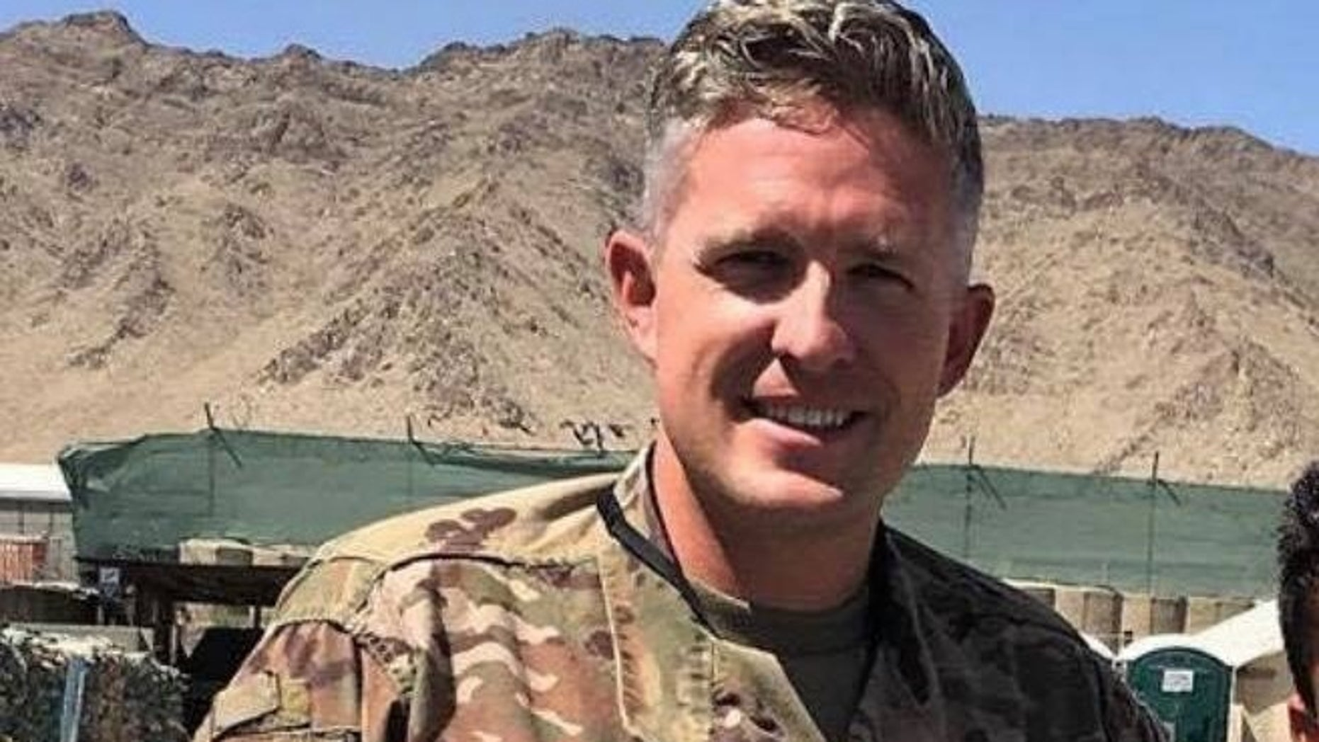 Brent Taylor, a former mayor of North Ogden, Utah, and a member of the state's National Guard, was killed in Afghanistan on Saturday.