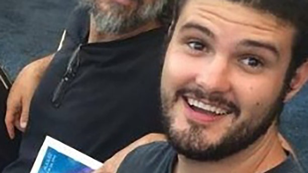 Telemachus Orfanos, a Las Vegas massacre surivor, who was killed in Wednesday night's shooting at a California bar.