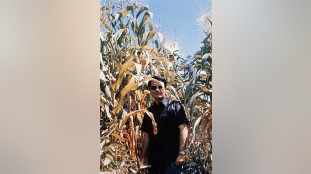 Jim Jones in Jonestown.