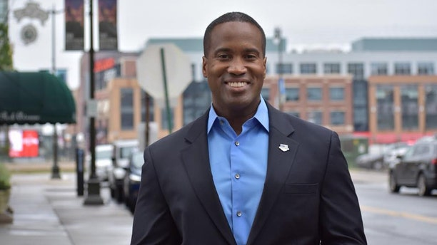Former Michigan Senate candidate John James is under consideration for the post of U.N. ambassador.