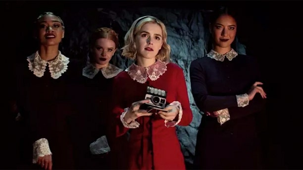 """Chilling Adventures of Sabrina"" is a darker, more provocative reboot of ""Sabrina, the Teenage Witch."""