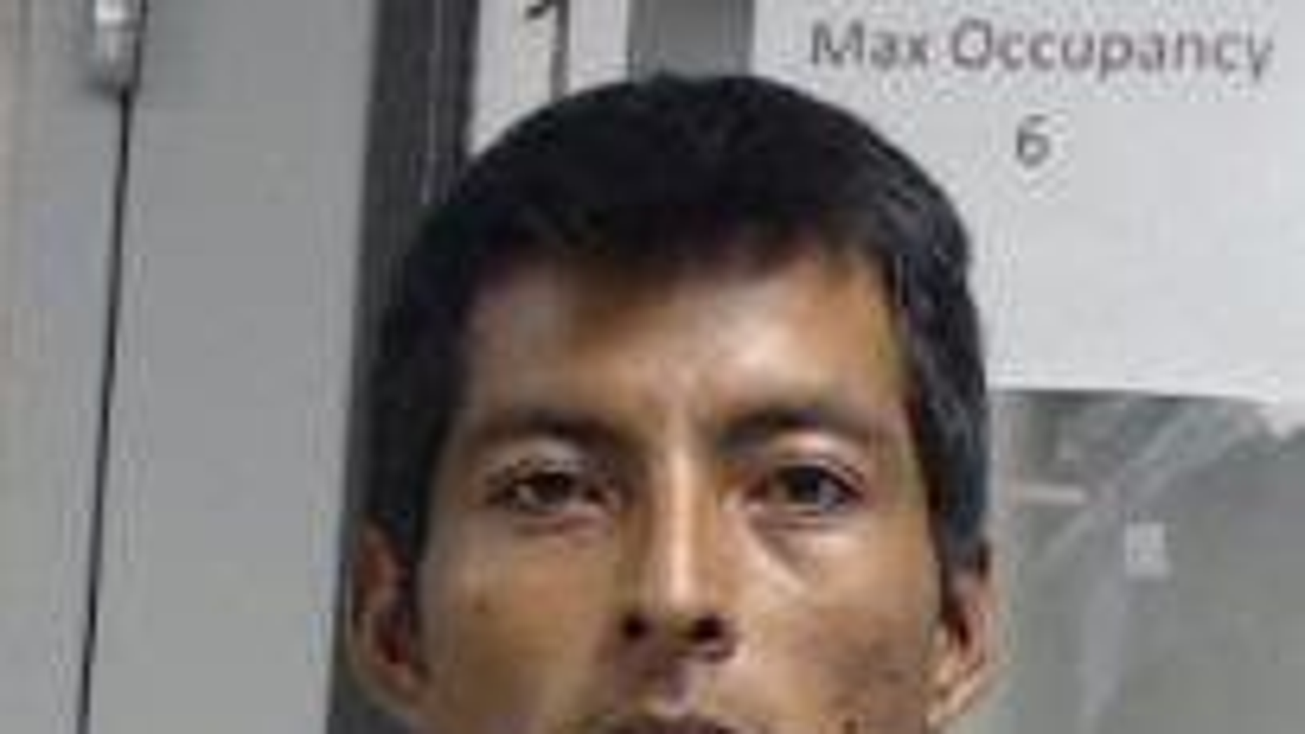 Manuel Lopez-Gomez, 28, was arrested on Thursday by Border Patrol agents. He's a member of MS-13, according to Customs and Border Protection.