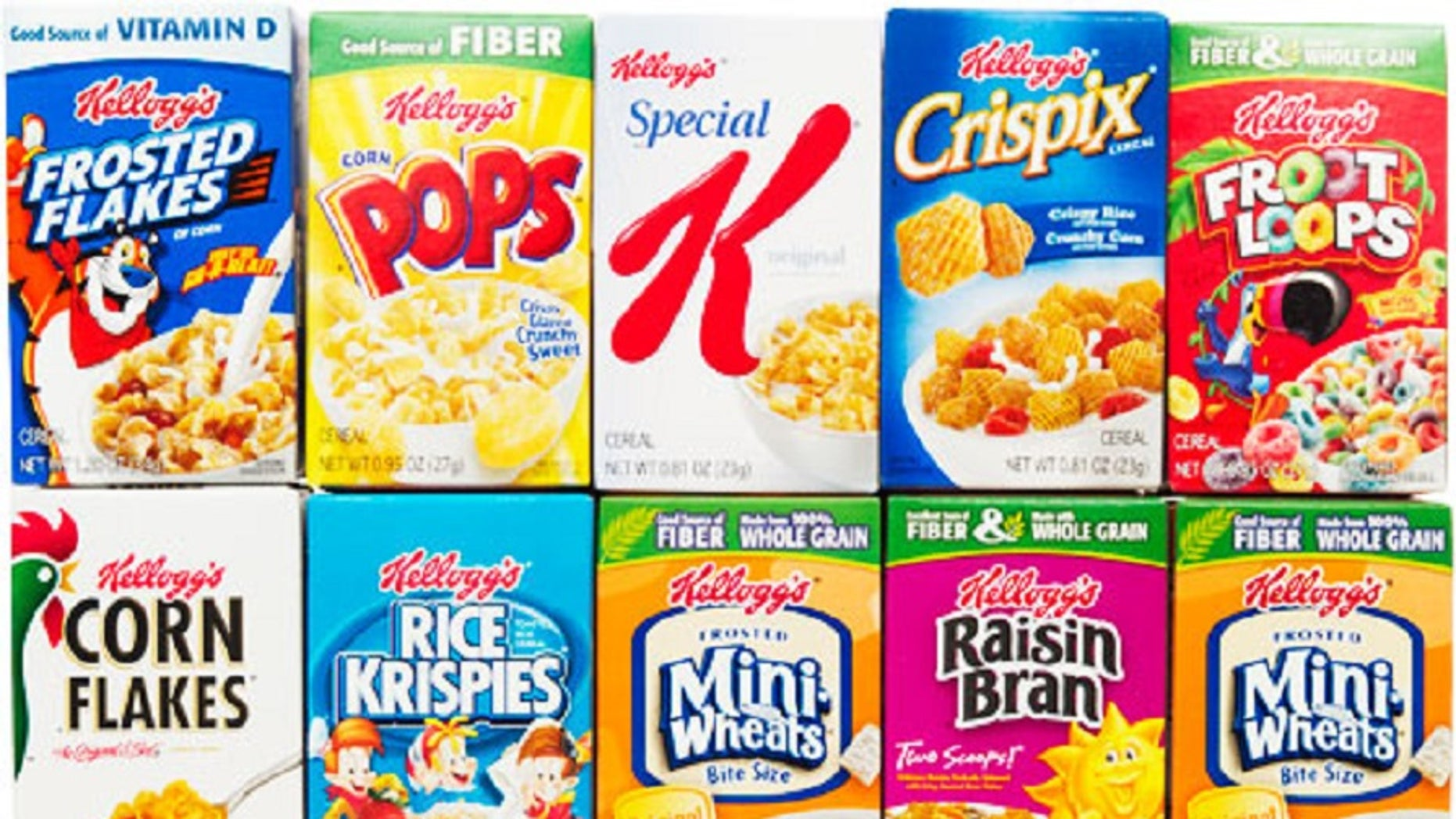 Man faces prison for urinating on a Kellogg's cereal