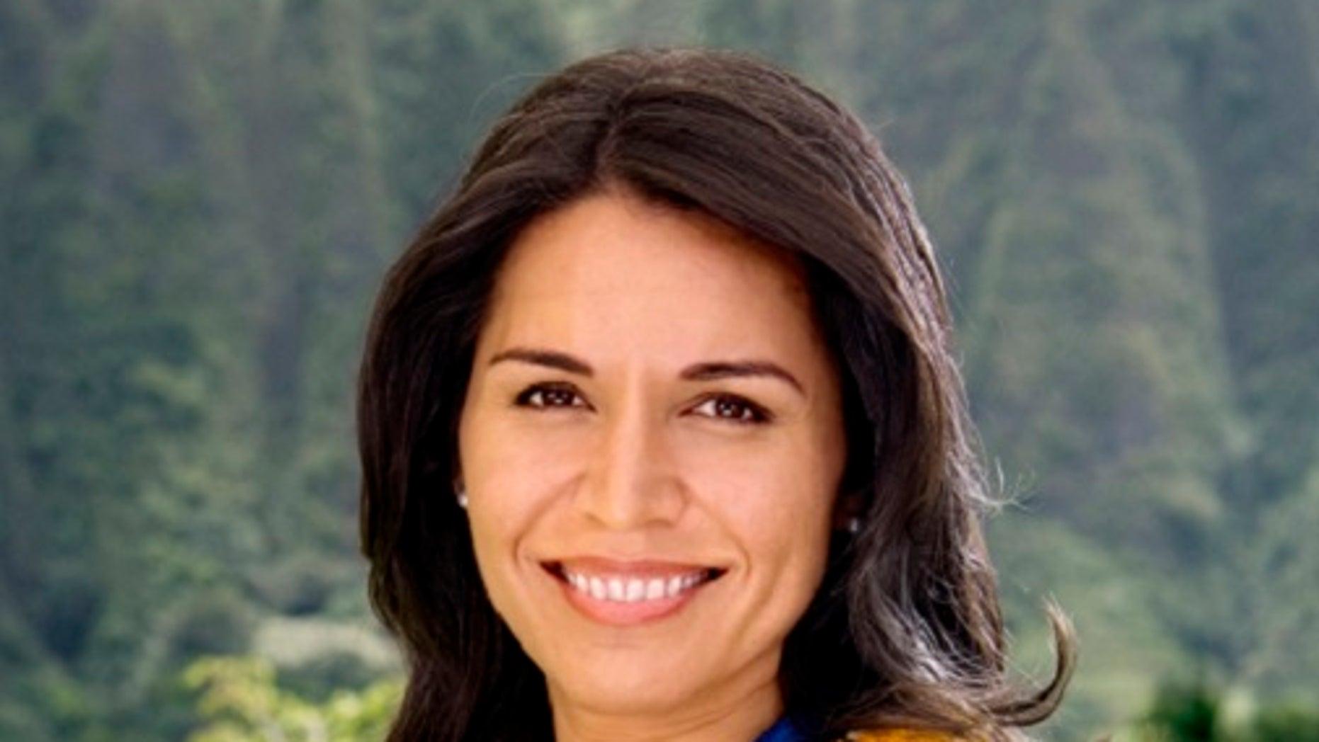 "U.S. Rep. Tulsi Gabbard, D-Hawaii, is ""seriously considering"" a 2020presidential run, reports said."