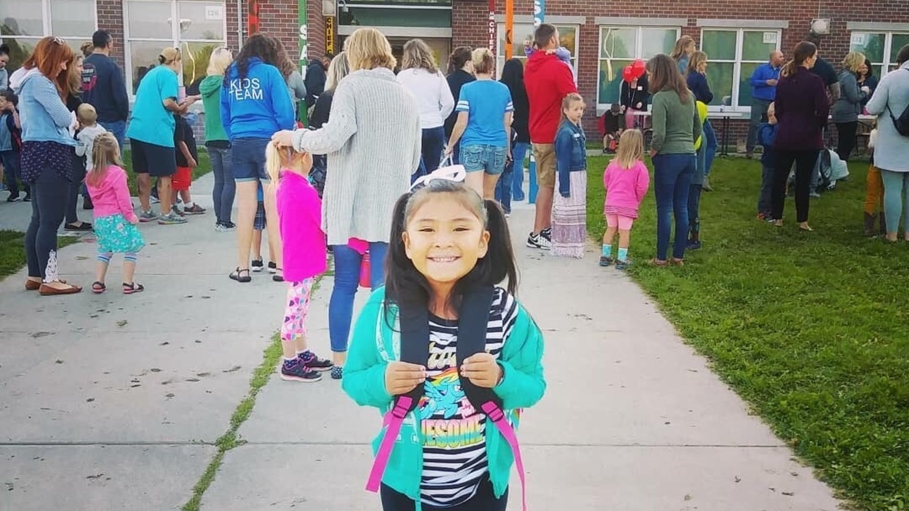While health officials declined to reveal additional details, family members have identified the victim as 6-year-old Allison Eaglespeaker, a kindergartener who died of influenza B and pneumonia on Saturday.
