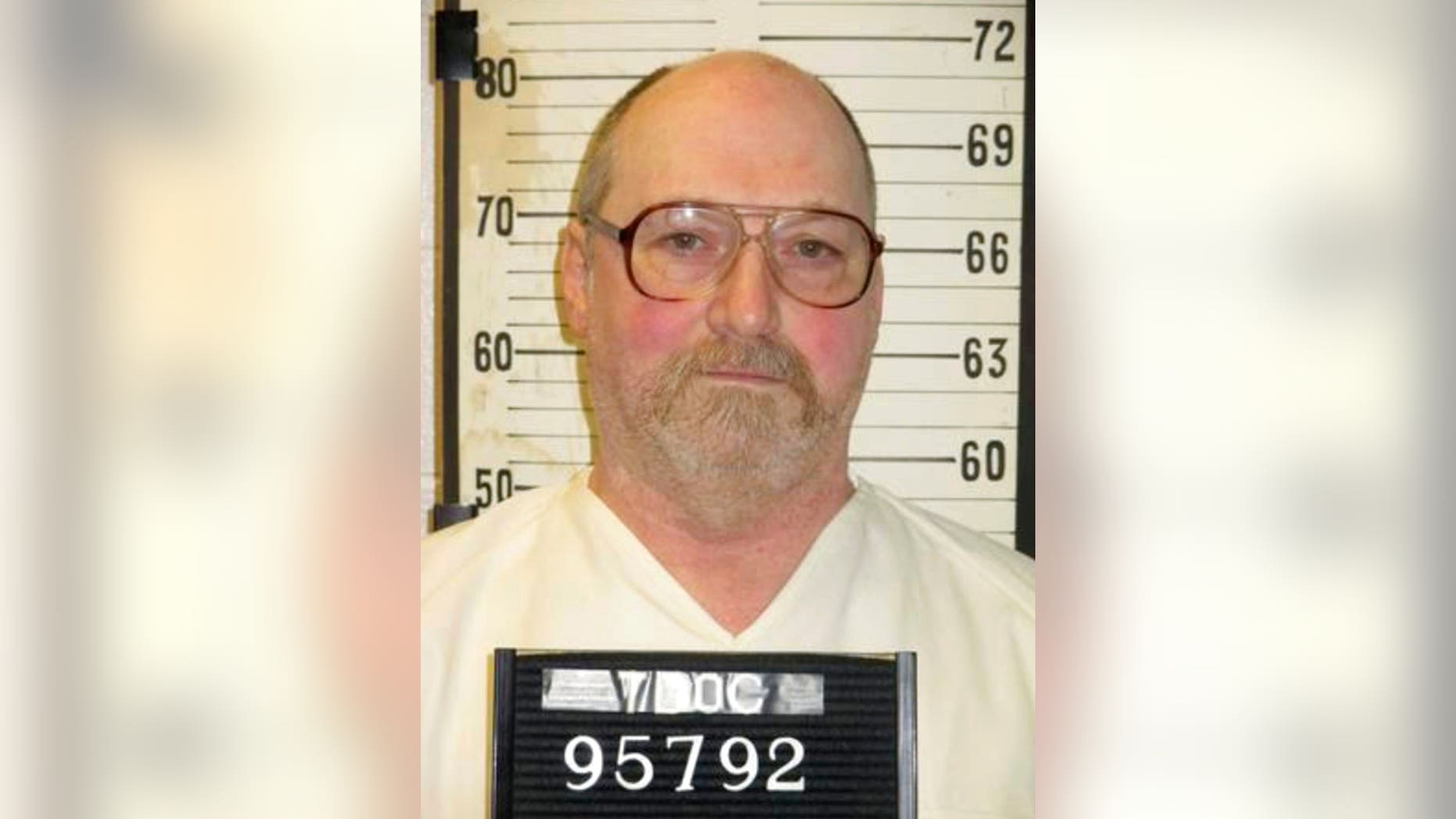 David Earl Miller, 61, was pronounced dead at 7:25 p.m. in Nashville, Tennessee on Thursday. He spent 36 years on the state's death row.