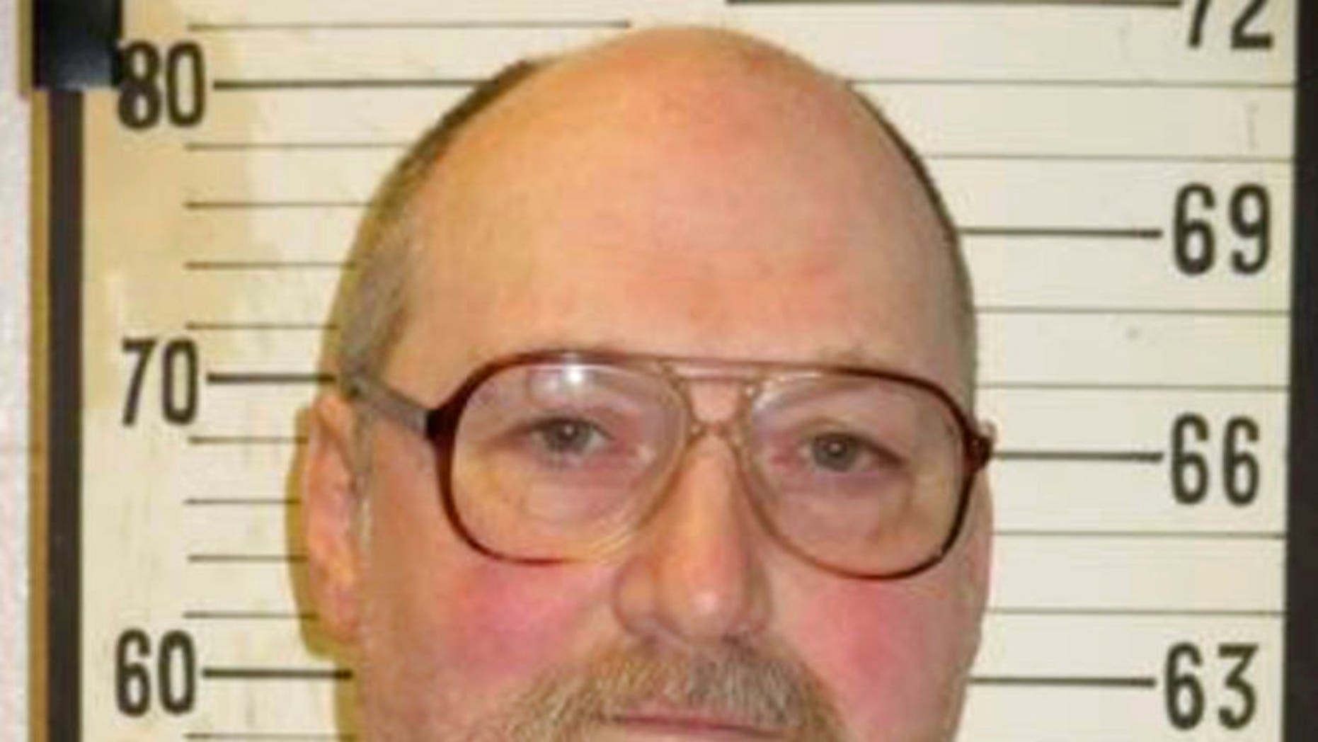 Death row inmate David Earl Miller is scheduled to die by electric chair on Thursday.