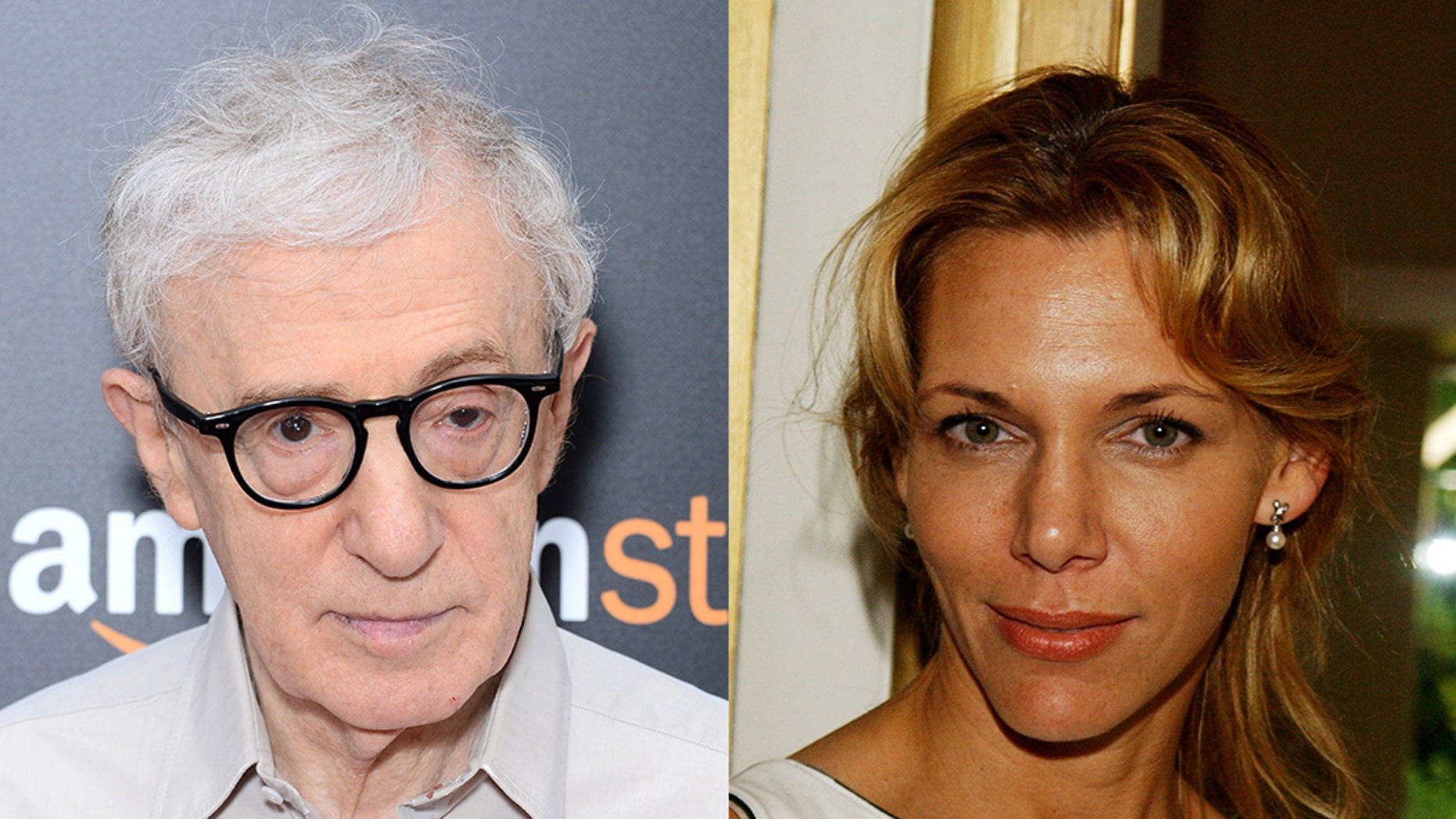 Babi Christina Engelhardt claimed she had an eight-year affair with Woody Allen. — Getty