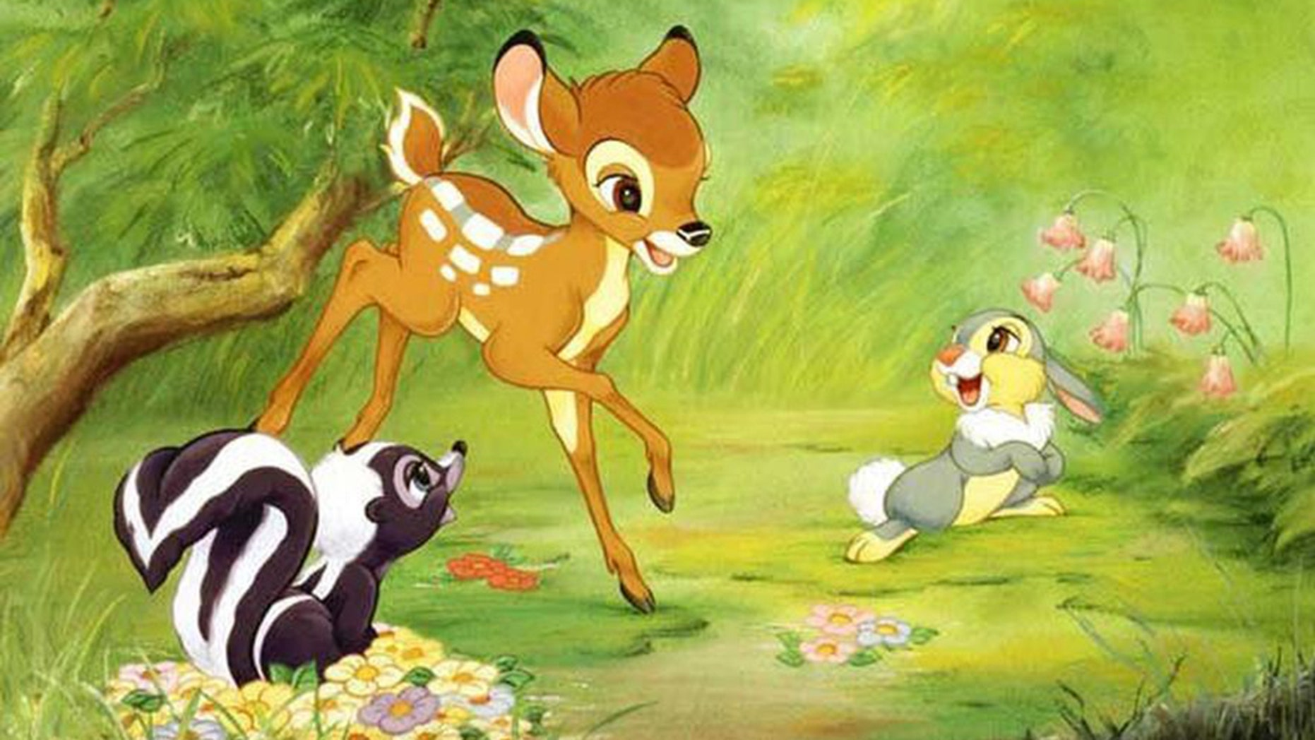 Poacher who killed hundreds of deer sentenced to repeatedly watch 'Bambi'