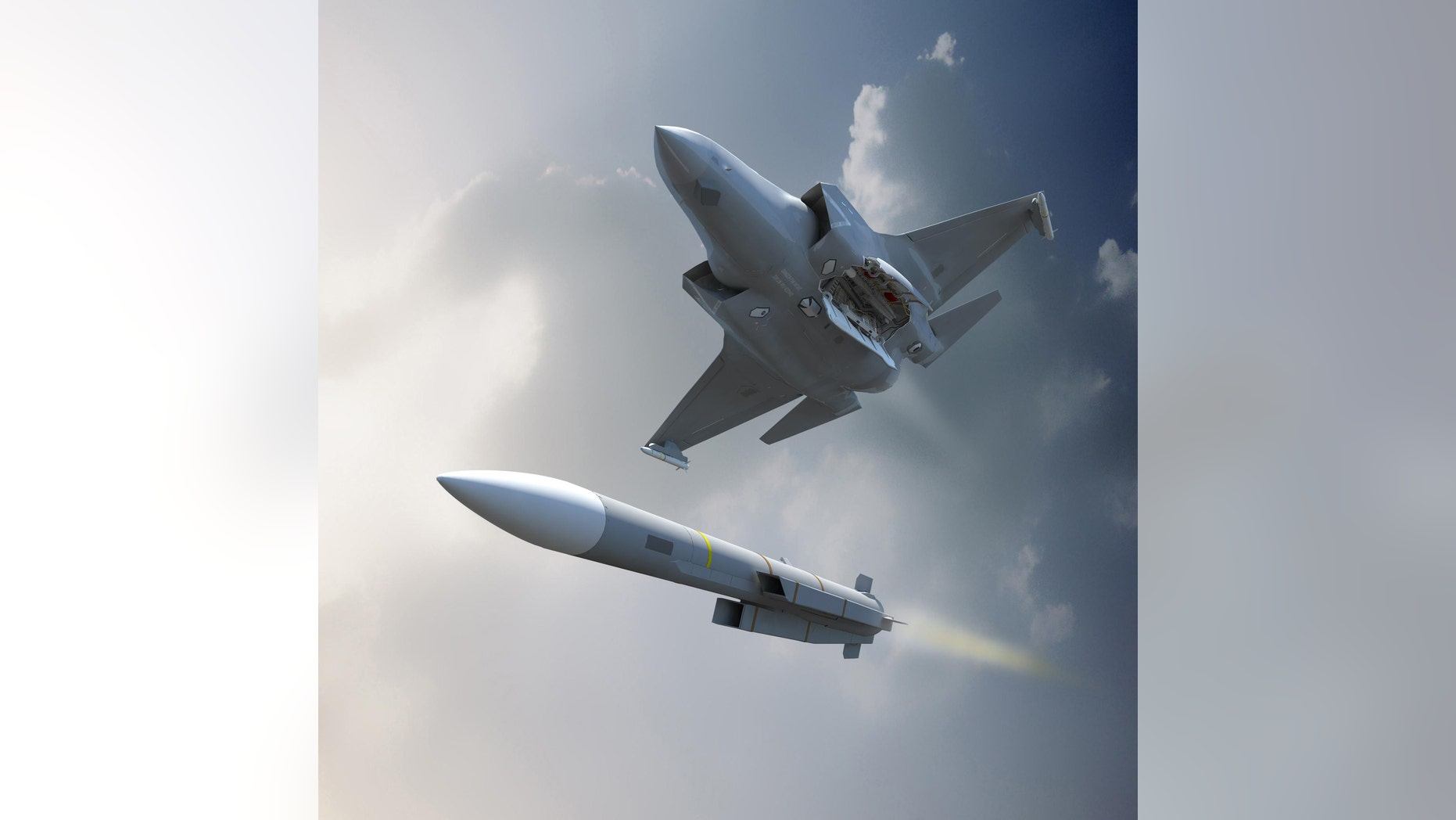Meteor missiles will increase fighter jets' firepower.