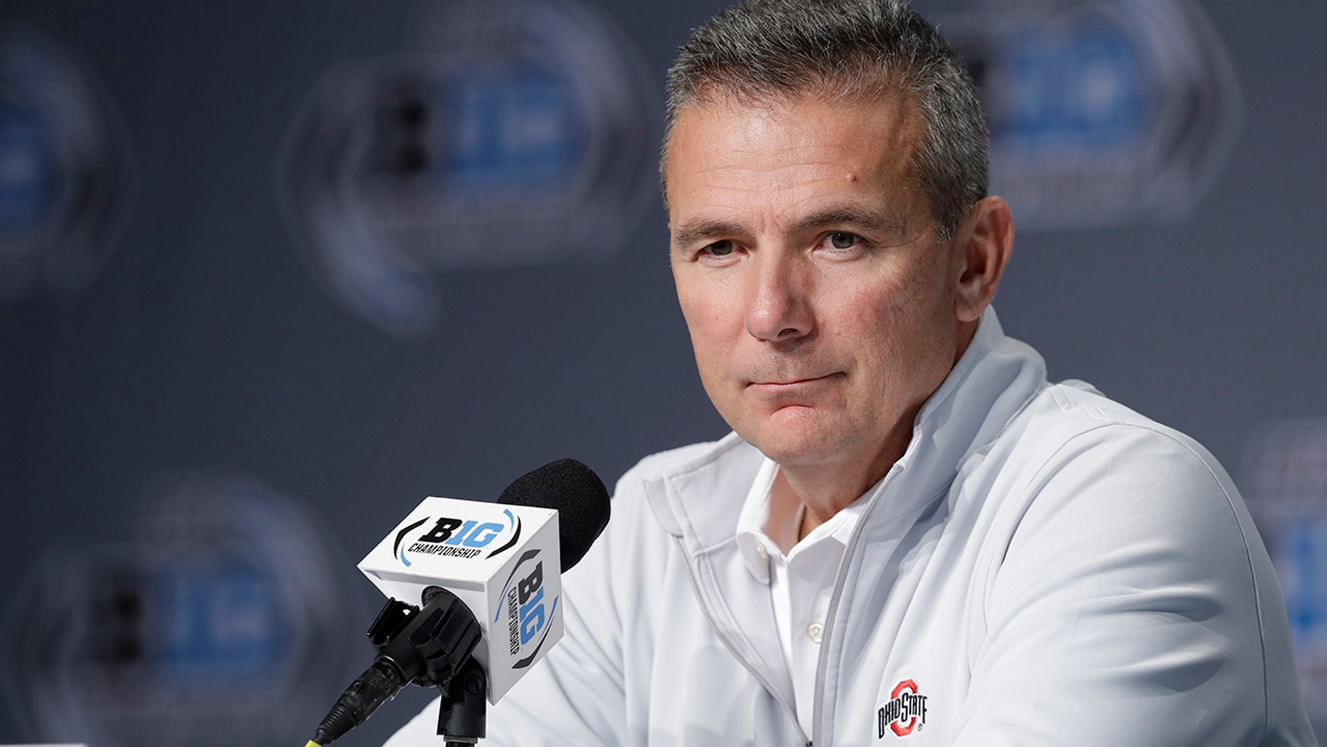 Urban Meyer stepping down at Ohio State