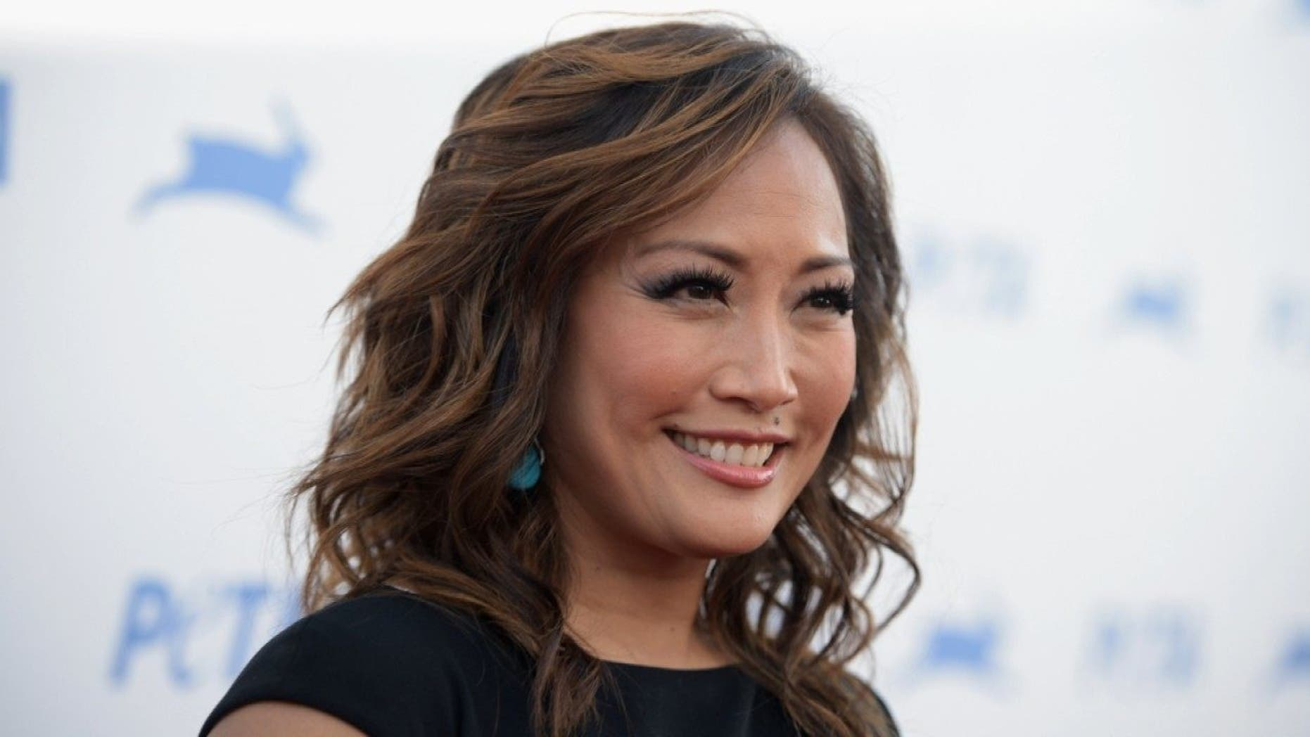 """Dancing With the Stars judge Carrie Ann Inaba reportedly will replace Julie Chen on ""The Talk.""<br>"