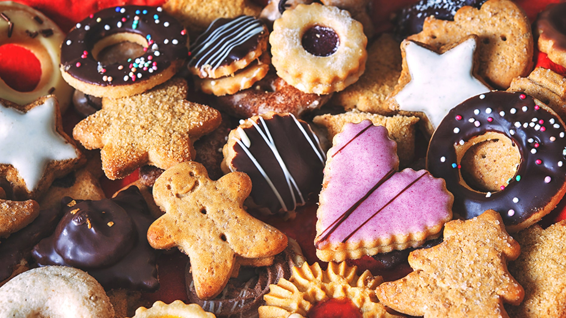 Check out these 5 easy Christmas cookies to make.