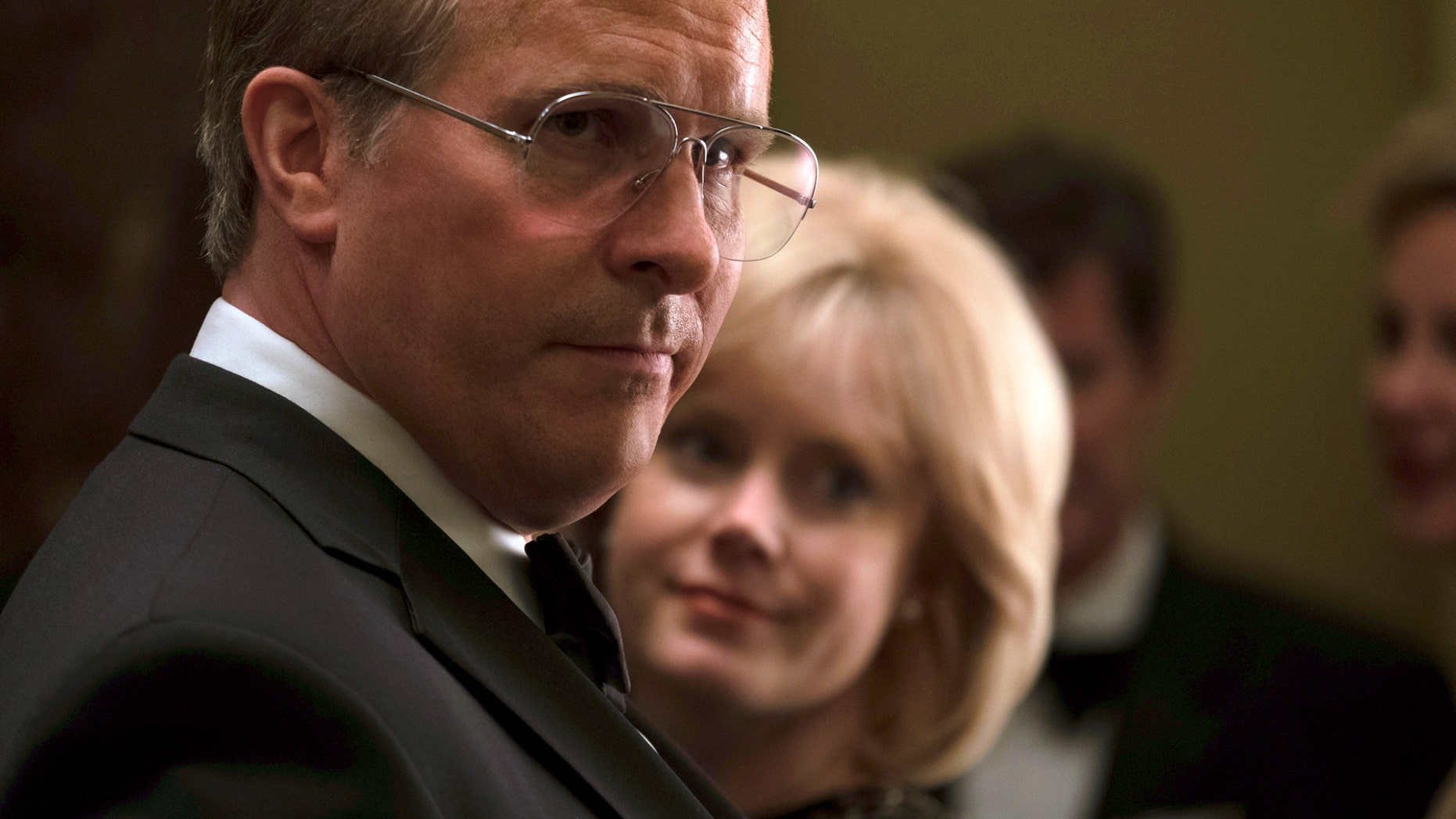 Actor Christian balediscussed what it was like to get inside the mind of Dick Cheney for 'Vice.'