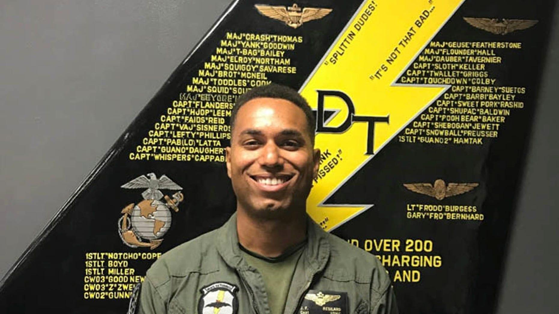 Marine from Miramar, Florida, killed in military crash