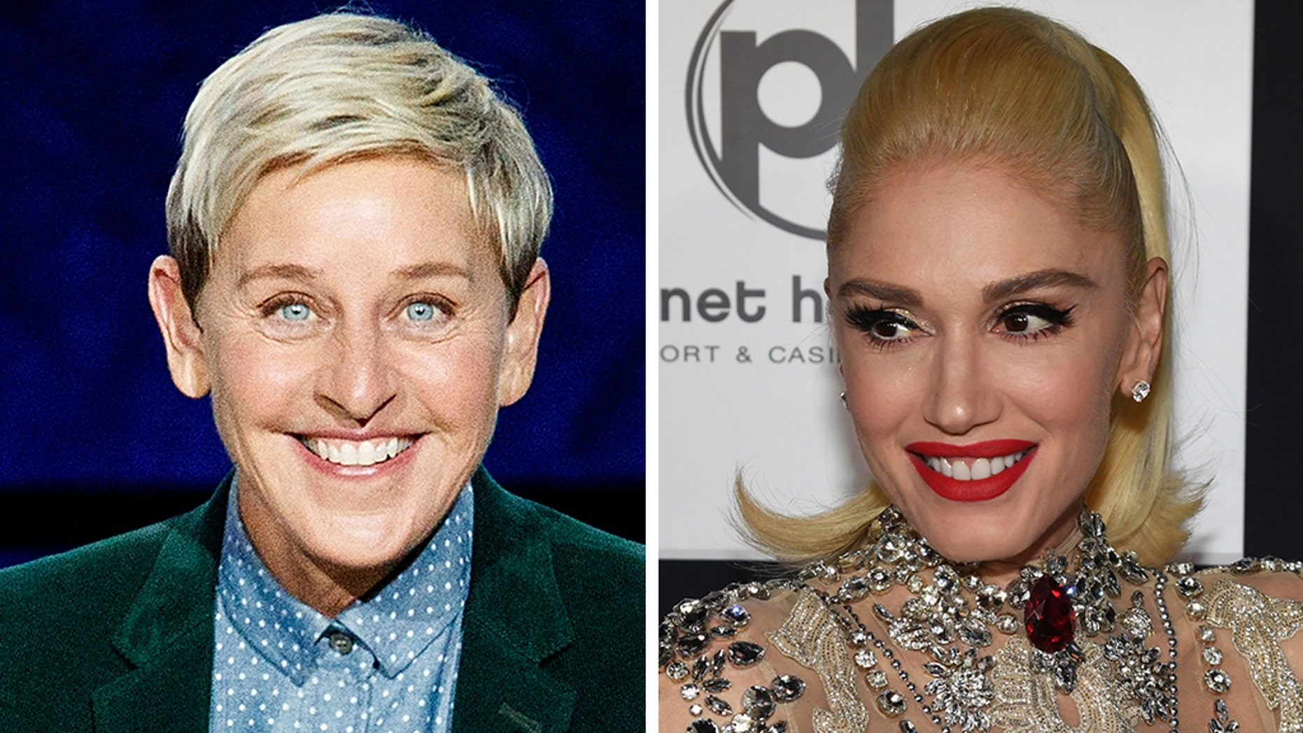 "Gwen Stefani appeared on the ""Ellen DeGeneres Show"" on Tuesday where she was moved to tears."