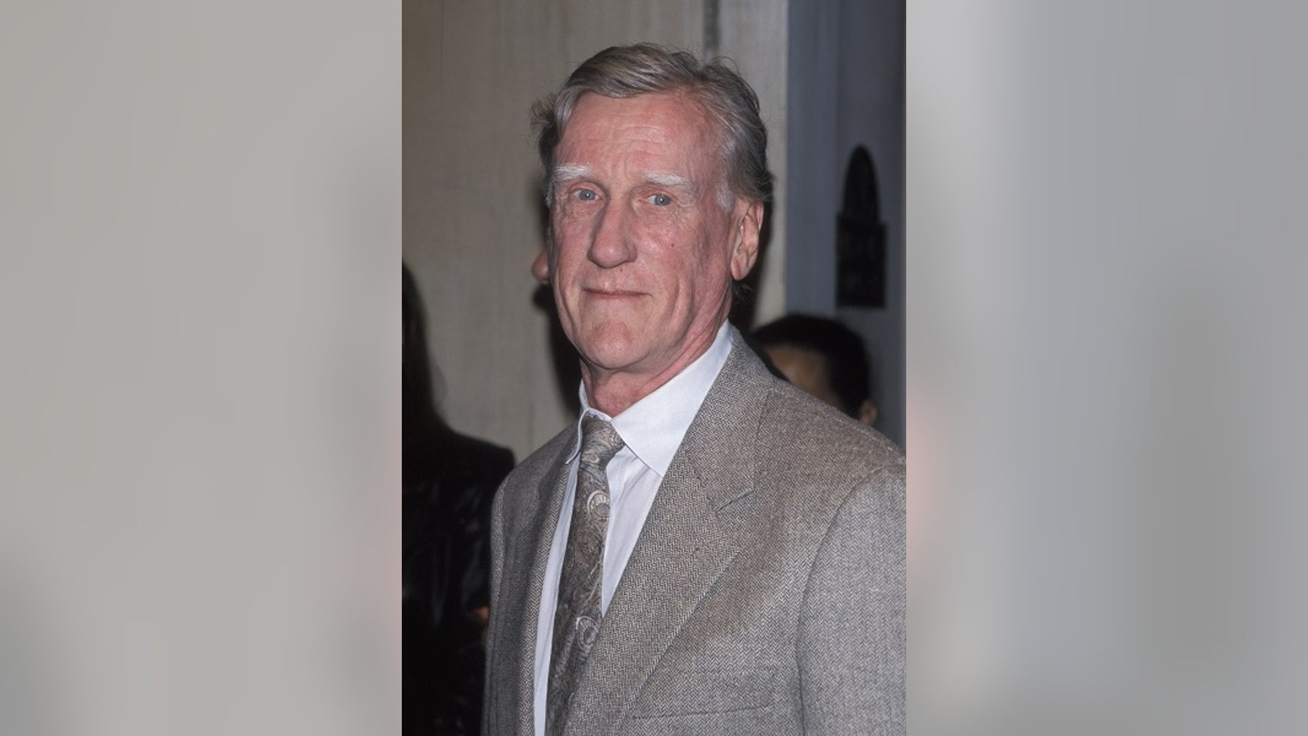 Donald Moffat died on Thursday, Dec. 20, 2018.