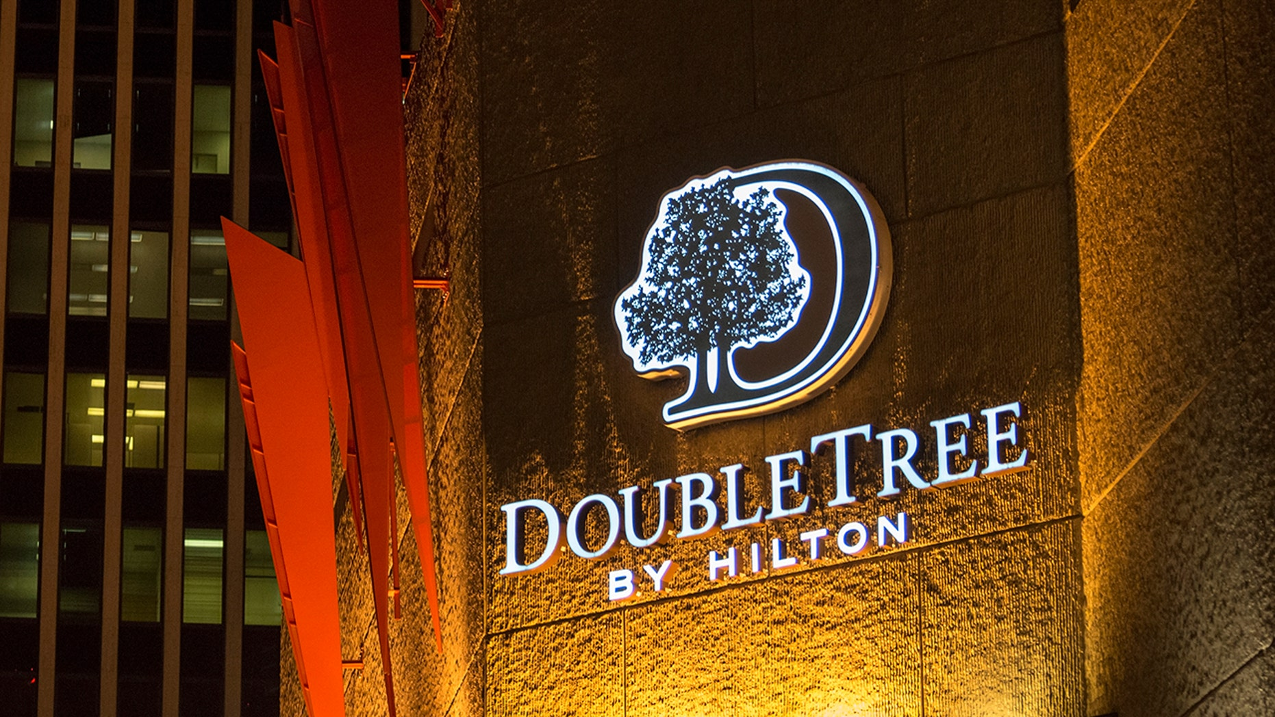The DoubleTree Portland said they terminated two employees involved in an incident.