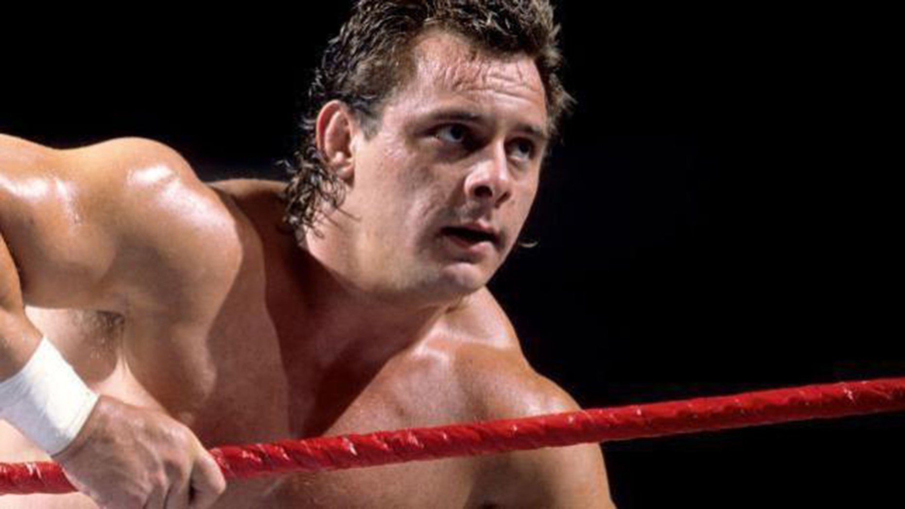 "Tommy Billington, known as the ""Dynamite Kid"""