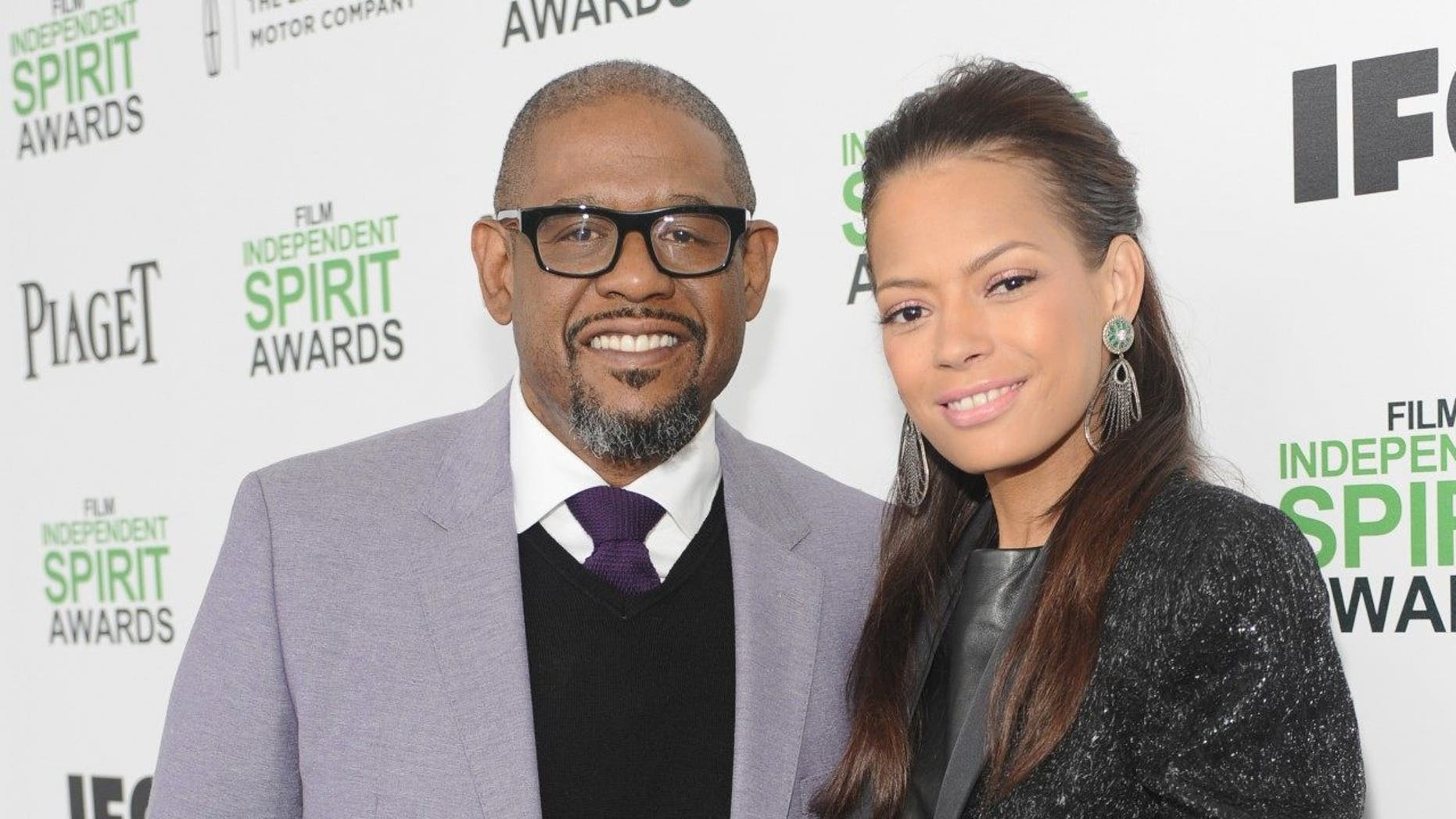 Forest Whitaker has reportedly filed for divorce from wife Keisha Nash after  22 years of marriage