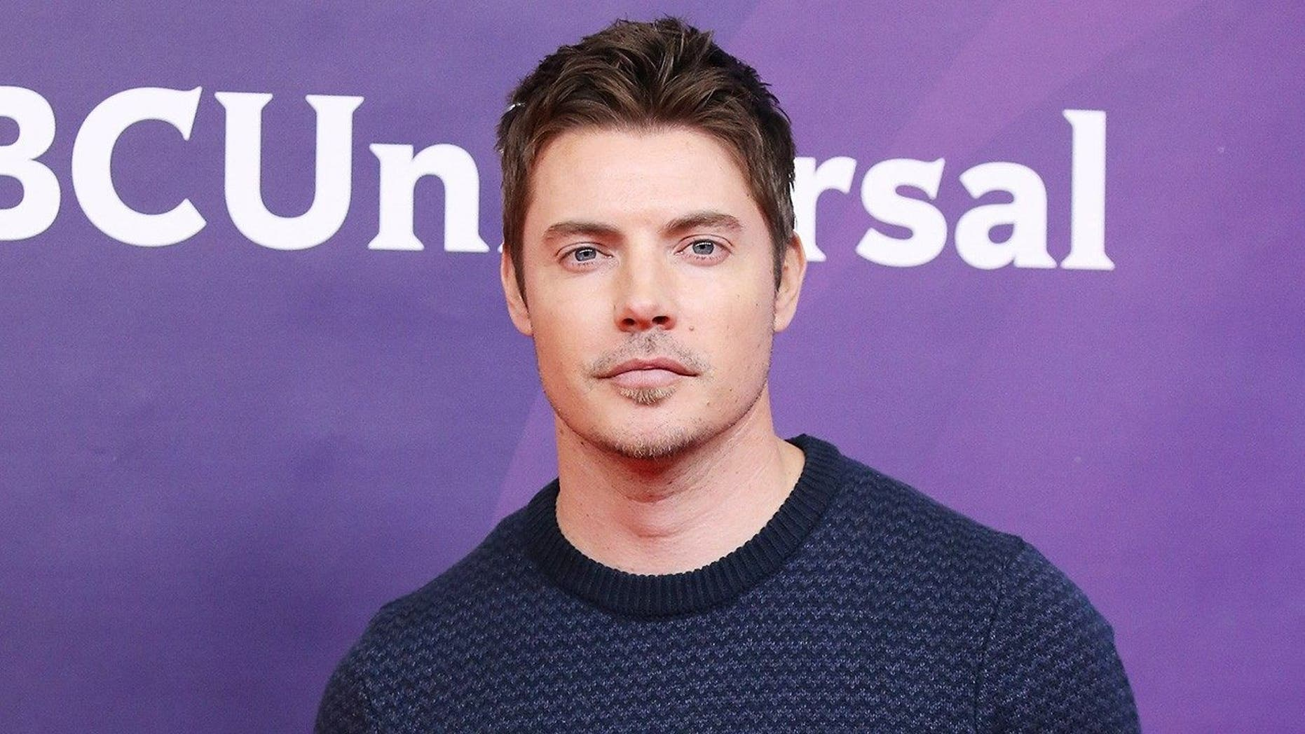 Actor Josh Henderson was arrested forallegedly burglarized his neighbor's home, according to Entertainment Tonight.