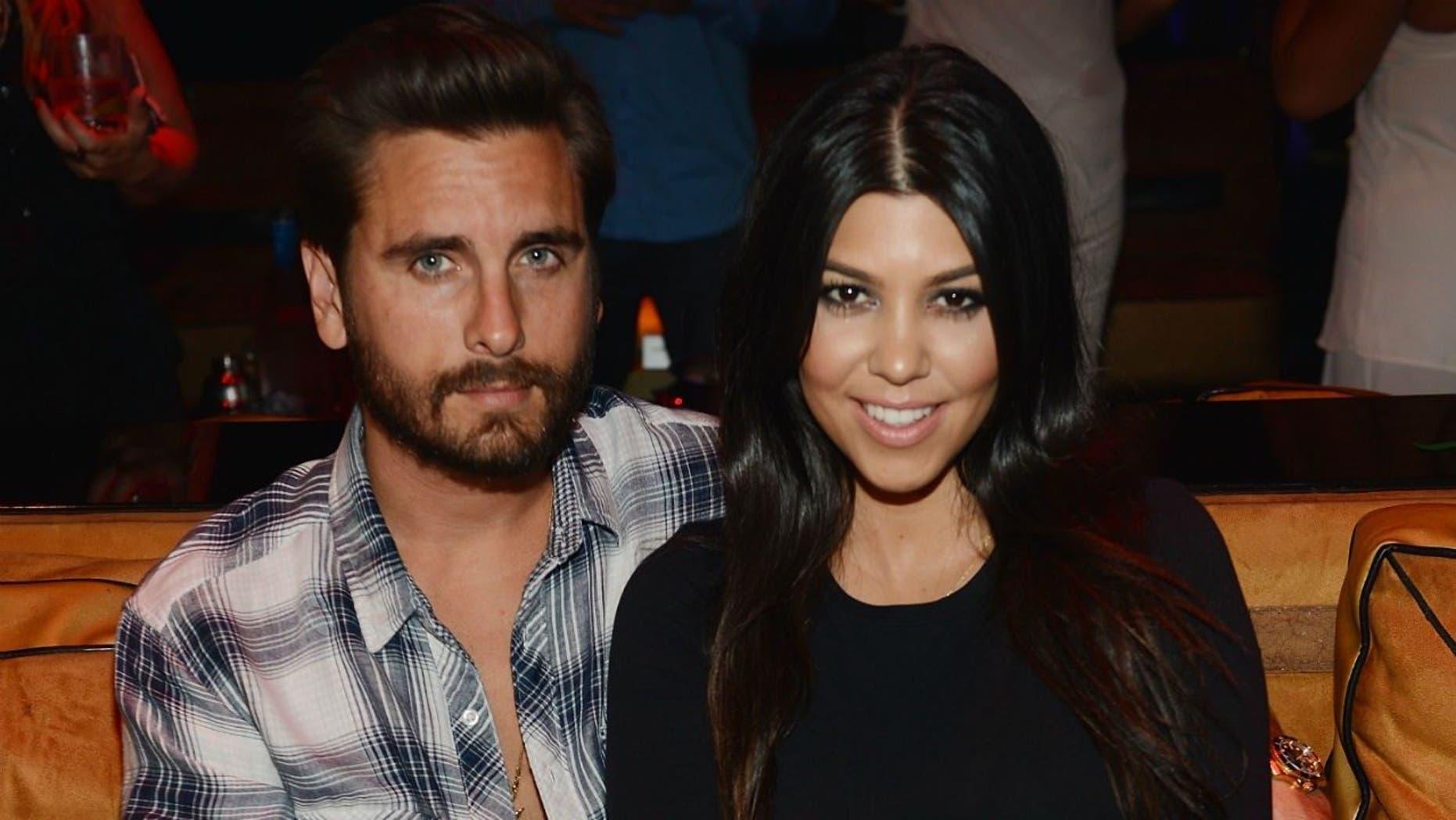 Kourtney Kardashian and her ex-boyfriend Scott Disick share three children together.