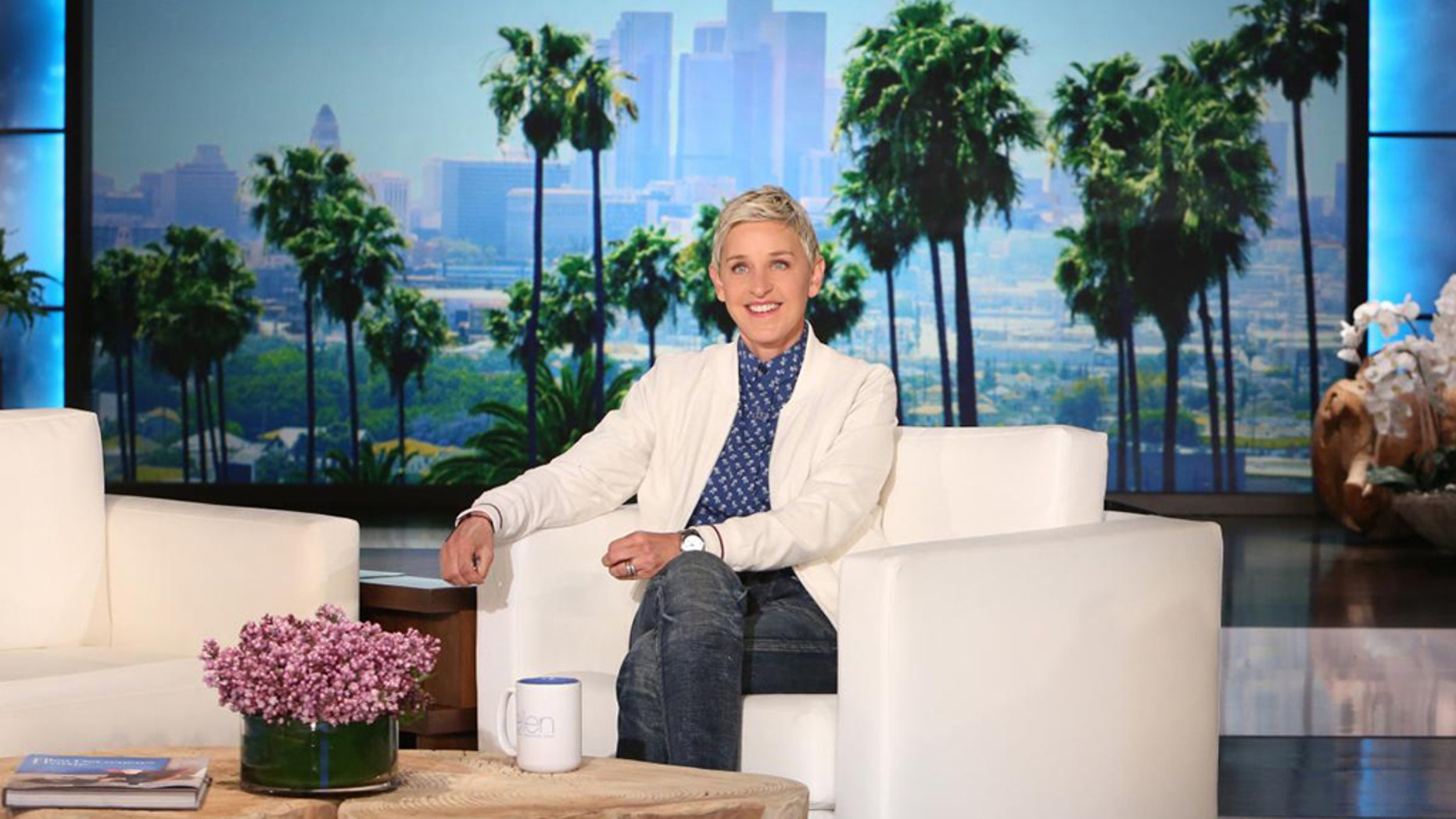 "Ellen DeGeneres said she's considering leaving ""The Ellen DeGeneres Show."""