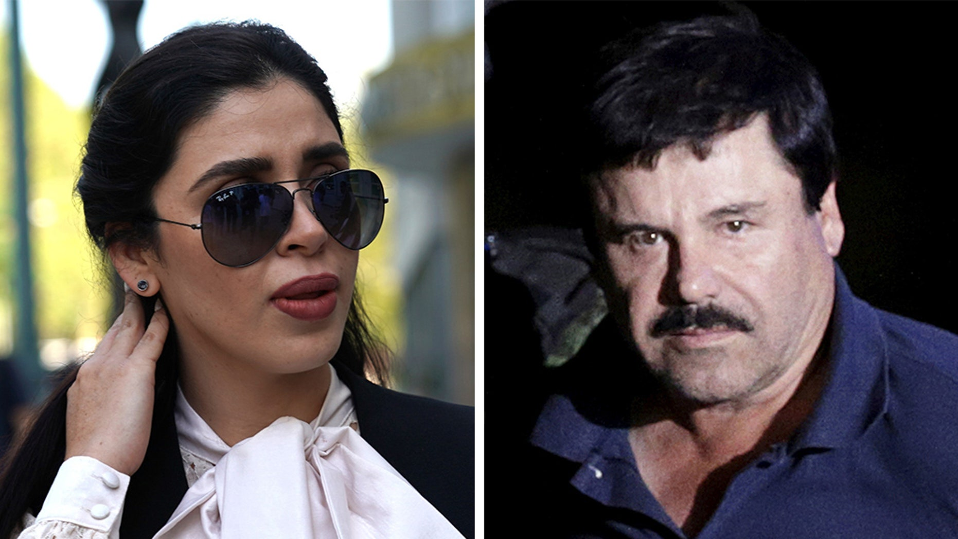 "Emma Coronel Aispuro, the 29-year-old wife of Joaquín ""El Chapo"" Guzmán and the mother of their twin 7-year-old daughters, spoke out in a rare interview."