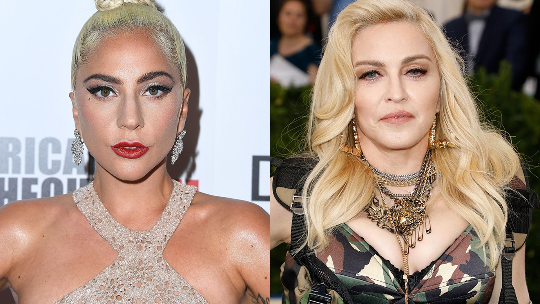 Madonna threw shade at Lady Gaga after fans noticed a pattern in her 'A Star is Born' press tour.