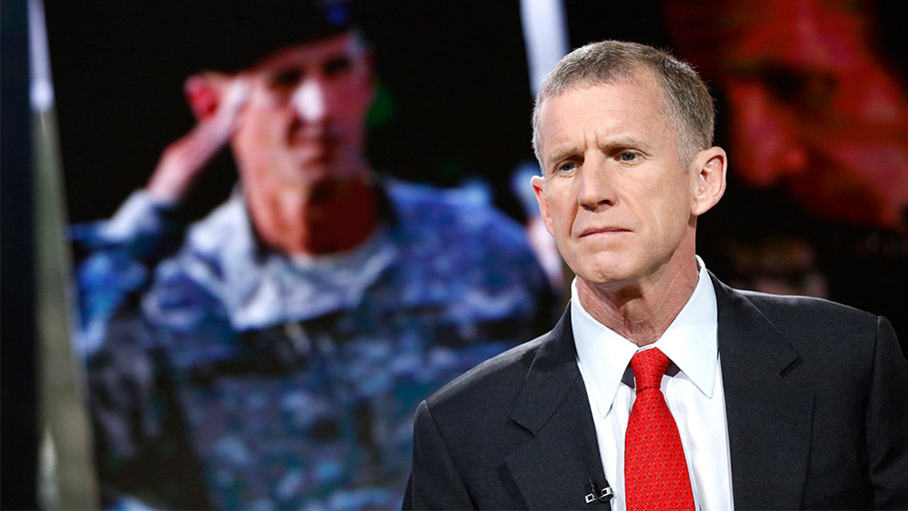 Former Afghanistan Commander Warns Of Plans To Cut Troops