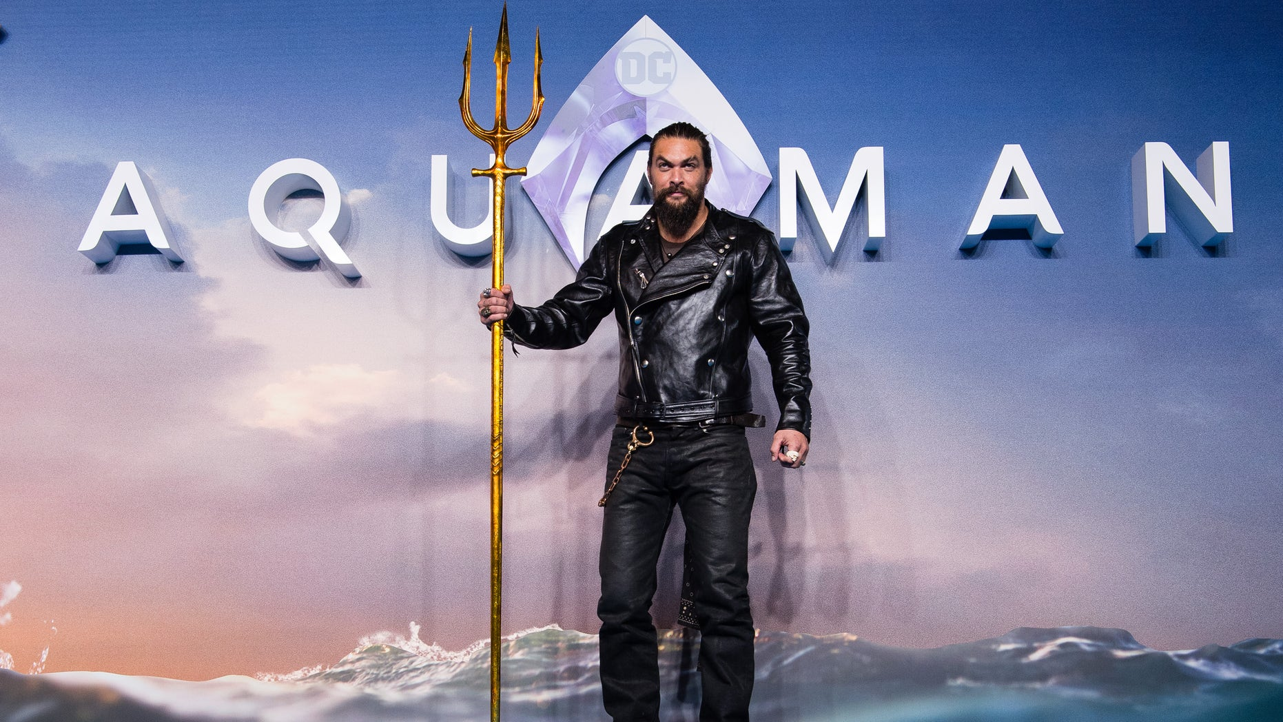 'Aquaman' scored a big win at the Chinese box office.