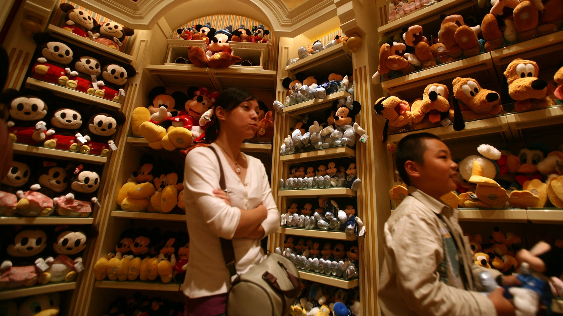 """Disneyland has started revoking the annual passes of members they consider """"personal shoppers."""""""