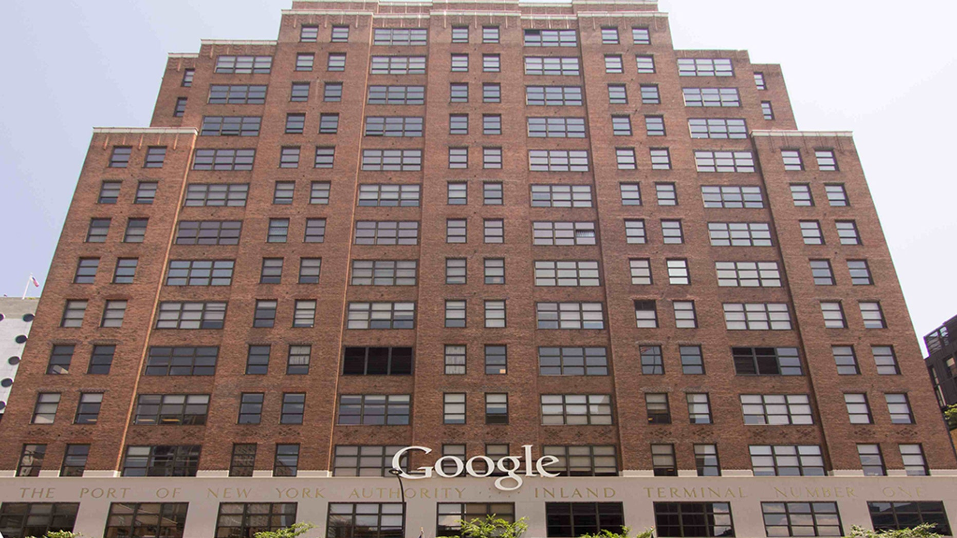 Software engineer found dead in Google's NYC offices