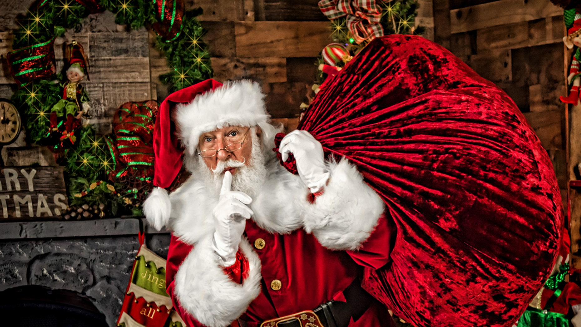 Does Santa need an upgrade? Some people say yes, according to a new survey.
