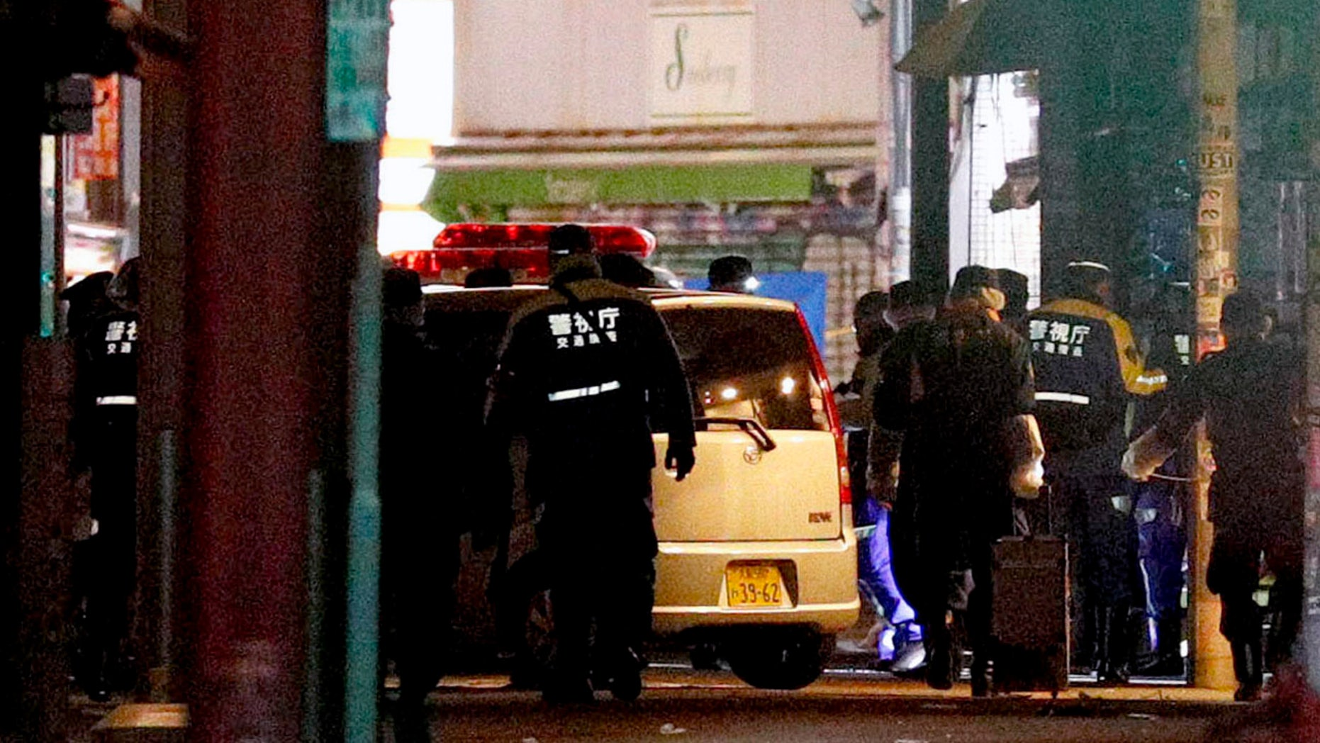 No Pinoy hurt in Tokyo vehicle  attack: DFA