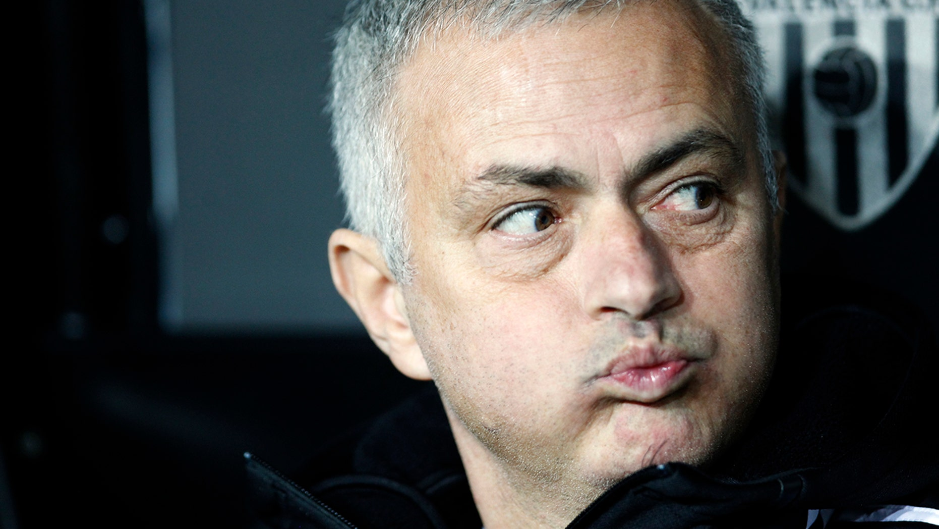 Sacked Manchester United boss Jose Mourinho racked up a $1m hotel bill