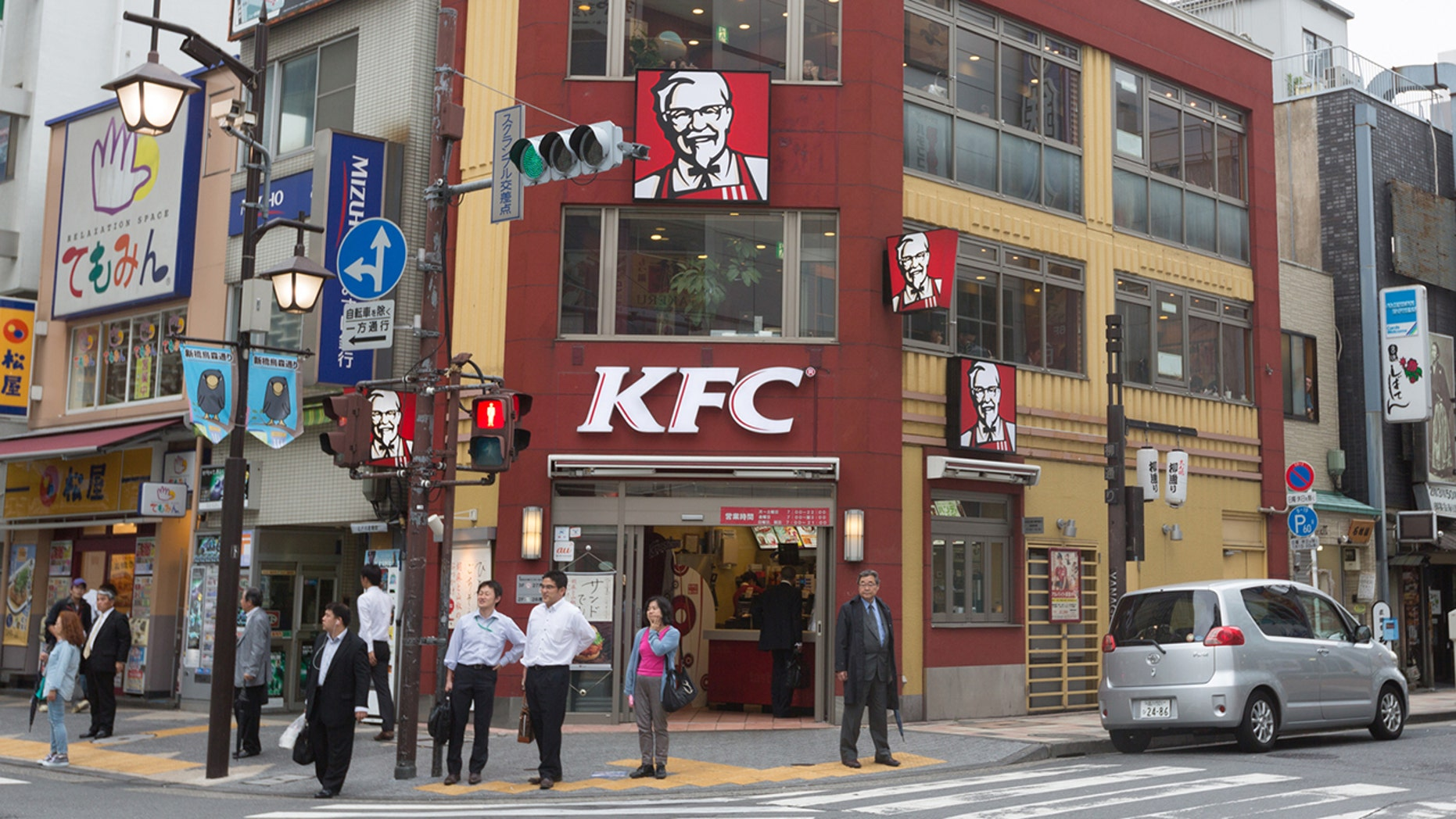 Kfc Japan Christmas.Christmas With Kfc Man Who Popularized Japanese Tradition