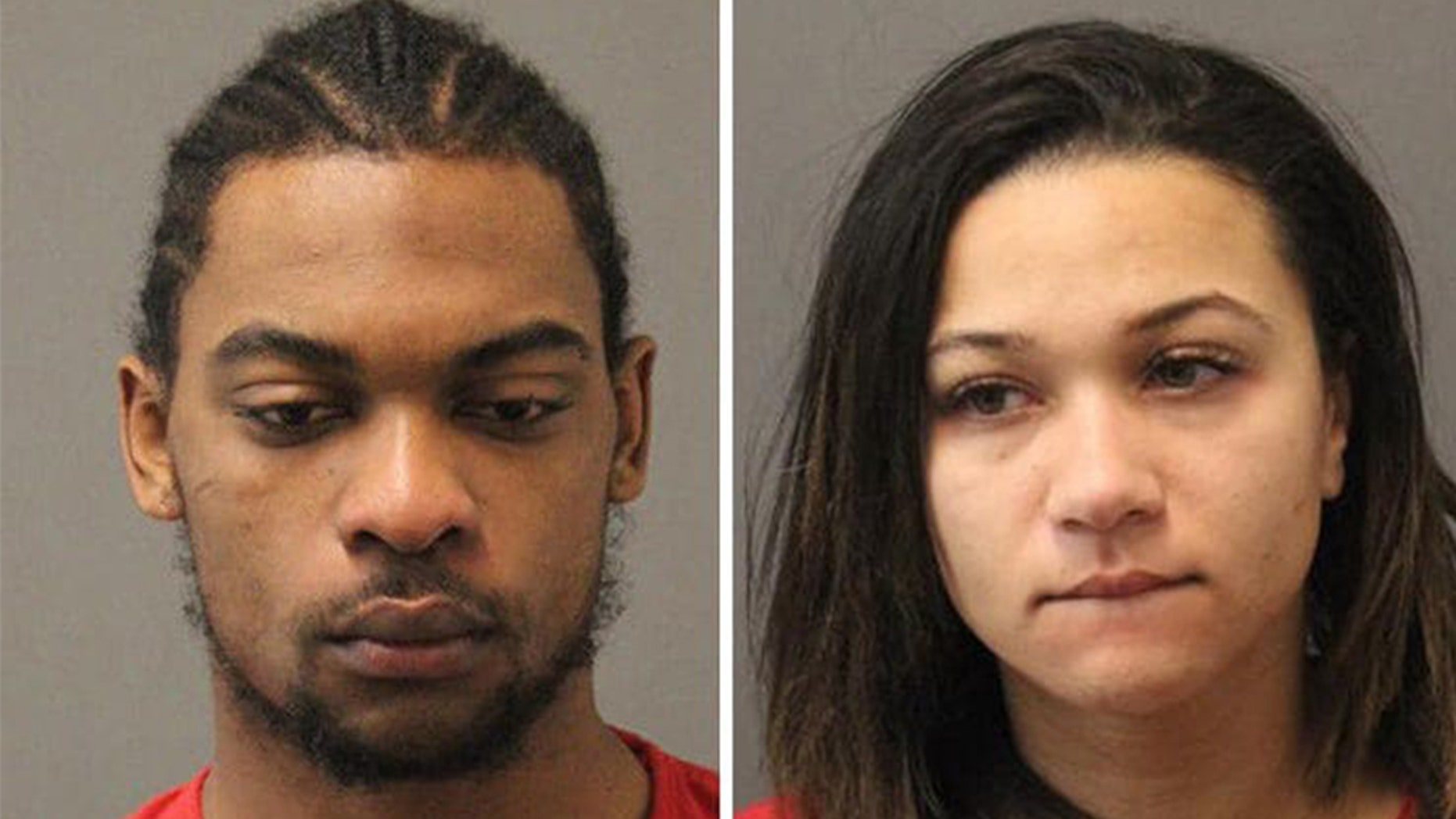Washington Redskins safety Montae Nicholson, 23, and24-year-old SydneyMaggiore werecharged with misdemeanor assault and being drunk in public.
