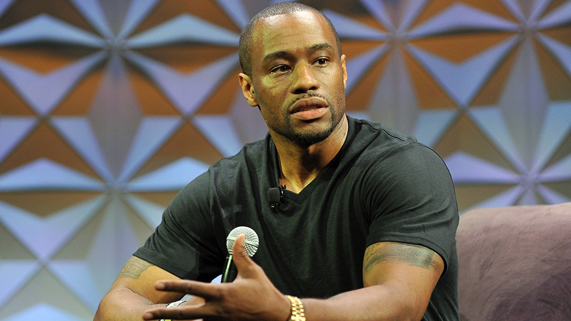 """Temple University's Board of Trustees formally announced its """"disappointment"""" in Marc Lamont Hill. (Photo by Jerod Harris/BET/Getty Images for BET, File)"""