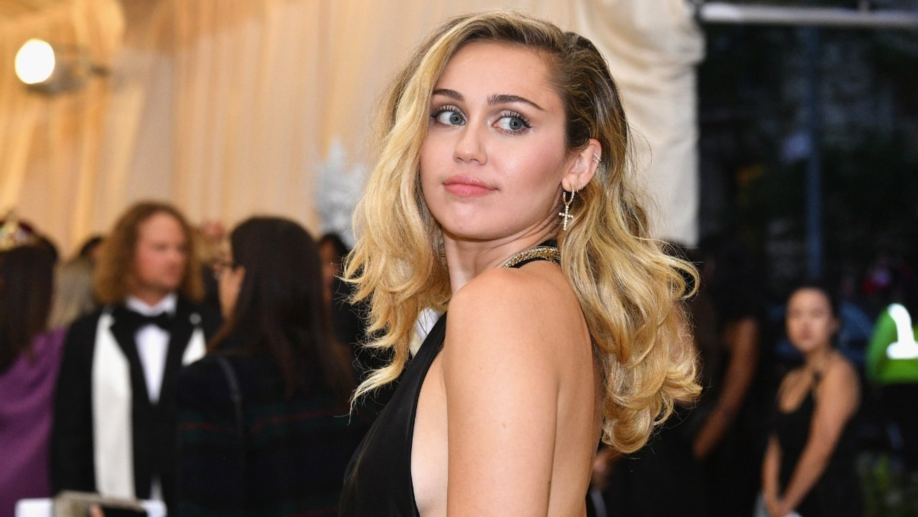 """Miley Cyrus addressed rumors that she will appear in """"Black Mirror's"""" fifth season."""