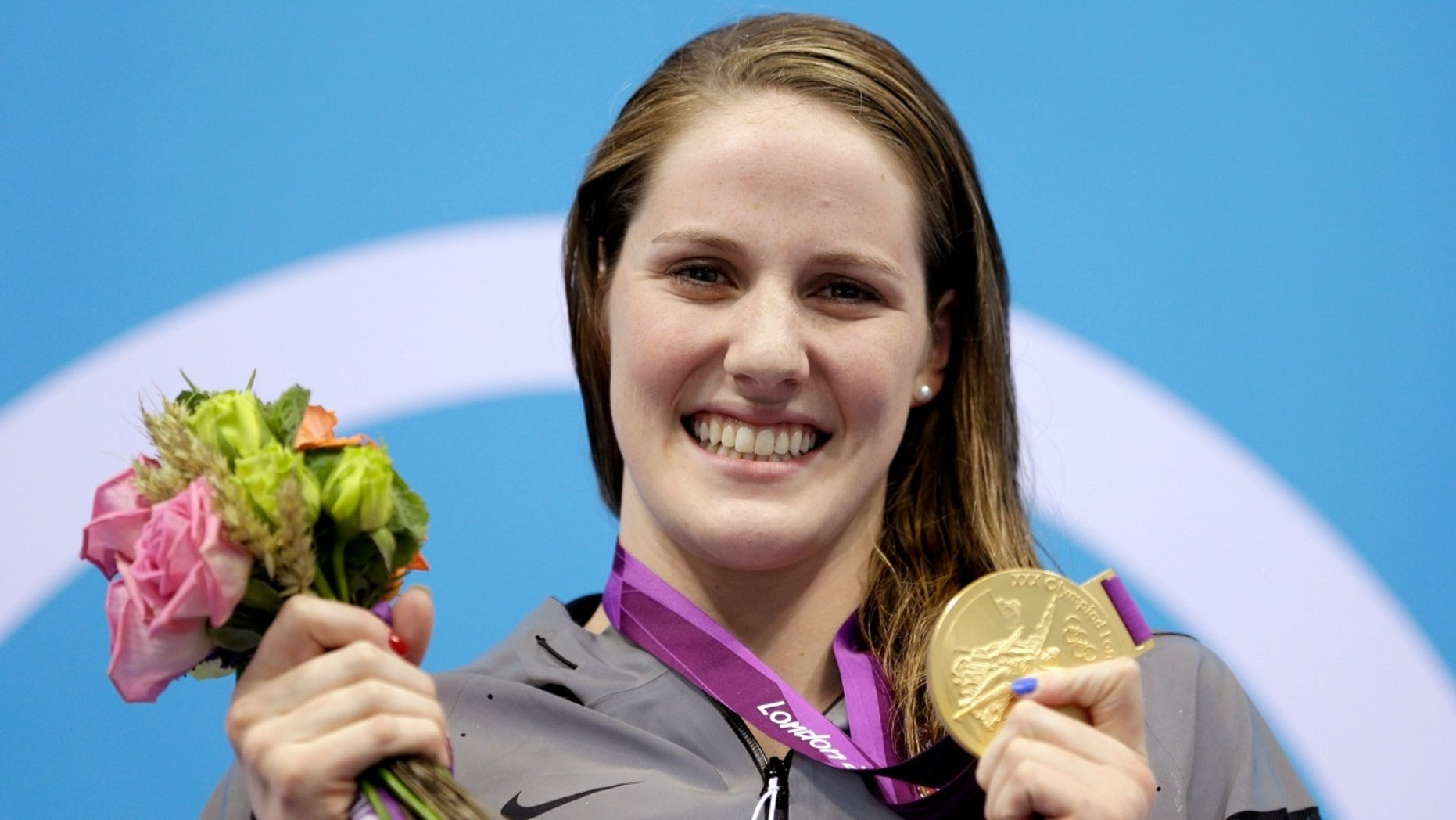 Five-time Olympic champion Missy Franklin announced she is retiring from swimming.