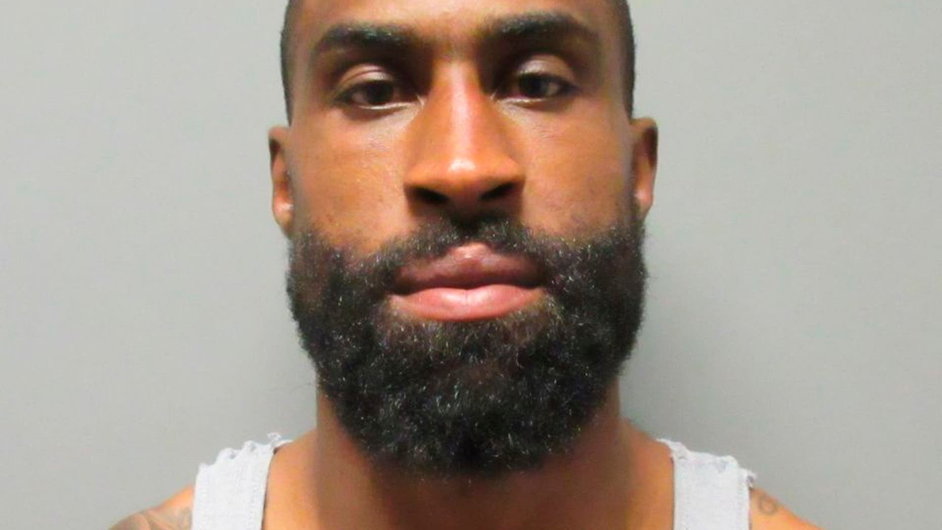 Brandon Browner was arrested in July for allegedly breaking into his ex-girlfriend's home in southern California and threatening to kill her.