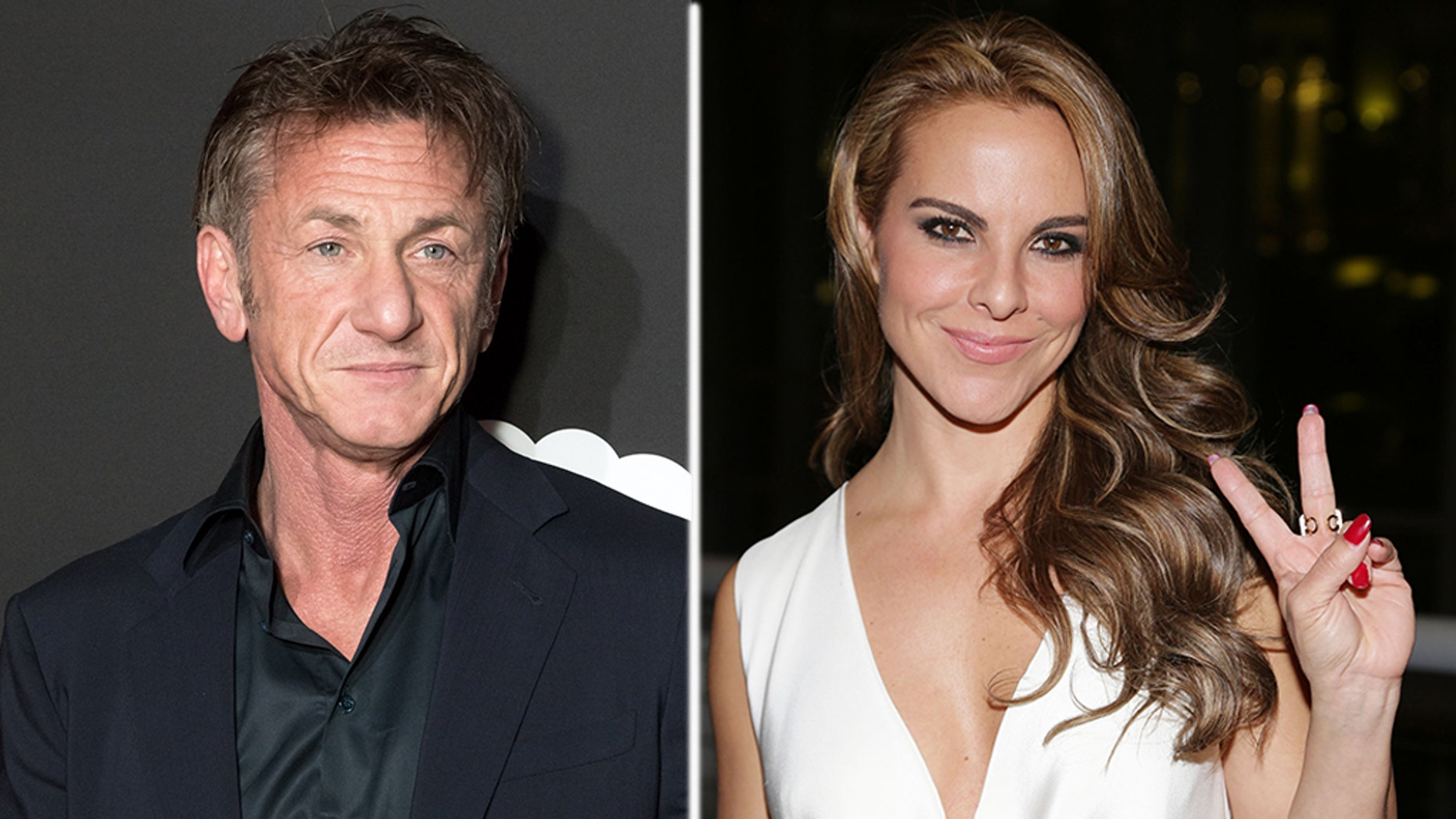 Actress Kate del Castillosaid at a news conference in Mexico on Thursday that she is no longer in touch with Sean Penn and believes he betrayed her.