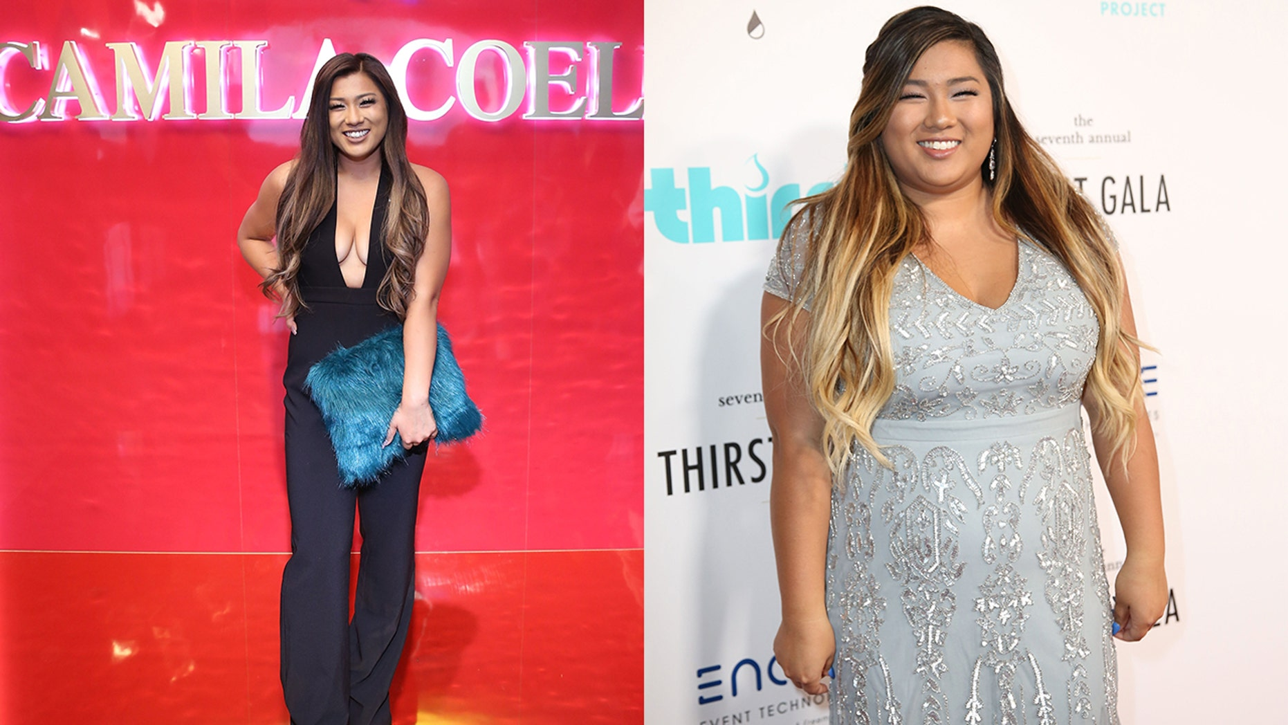 Remi Cruz says she has been slammed on YouTube over her 50-pound weightloss.