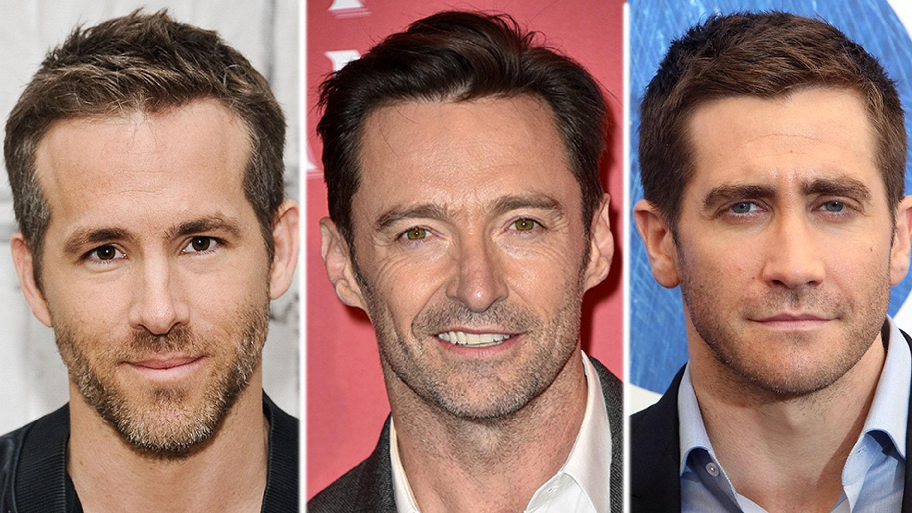 Ryan Reynolds Suffers Christmas Prank At Hands Of Hugh Jackman, Jake Gyllenhaal