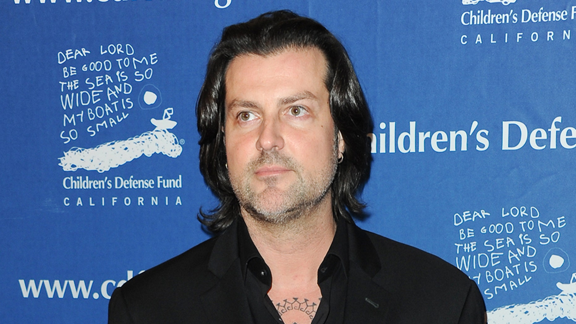 Robin DiMaggio, pictured here in 2012, was arrested on Friday for allegedly embezzling $750,000 linked to a charity concert.