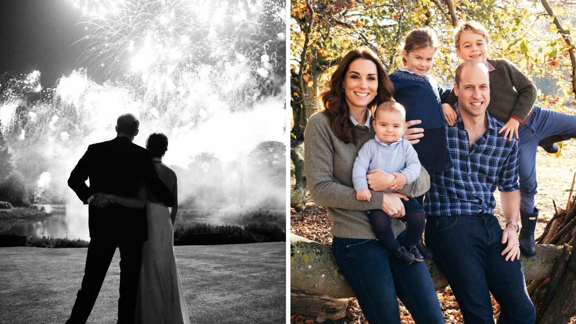 Meghan Markle Christmas.Meghan Markle Prince Harry Prince William And Kate
