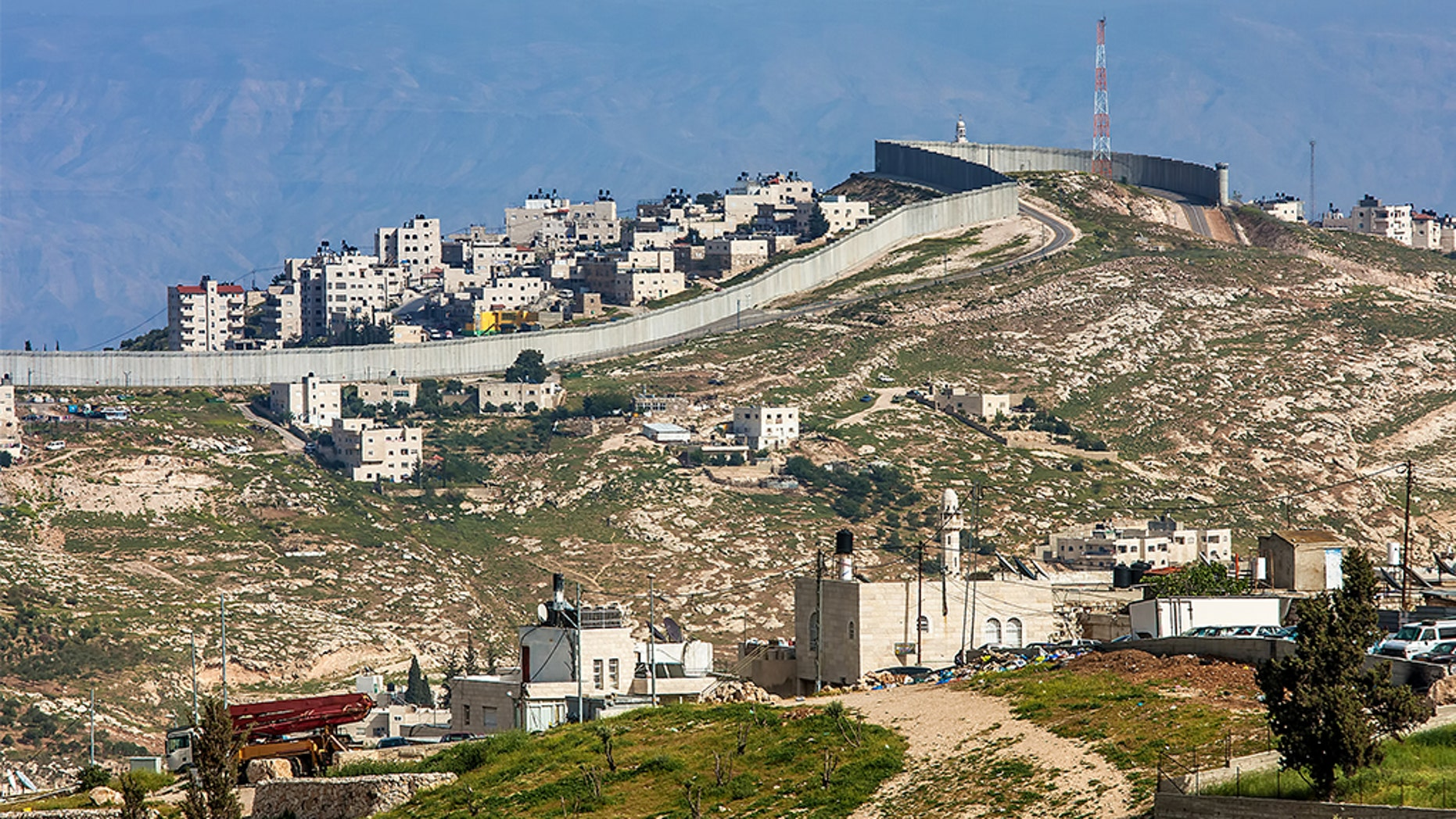 Israeli officials say seven people have been wounded, one critically, in a shooting allegedly by a Palestinian attacker outside a Jewish settlement in the West Bank. (iStock)